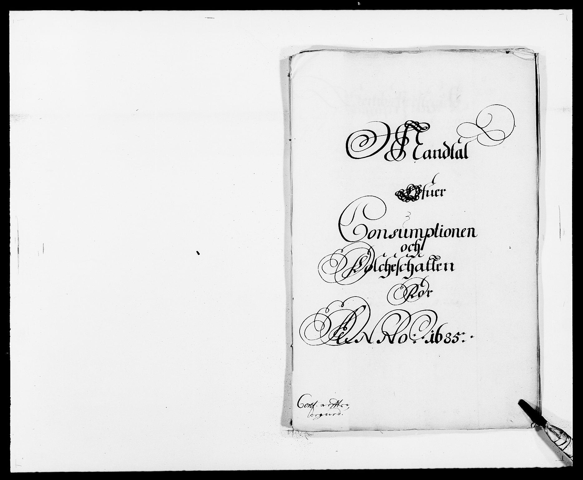 RA, Rentekammeret inntil 1814, Reviderte regnskaper, Fogderegnskap, R32/L1856: Fogderegnskap Jarlsberg grevskap, 1685, s. 333