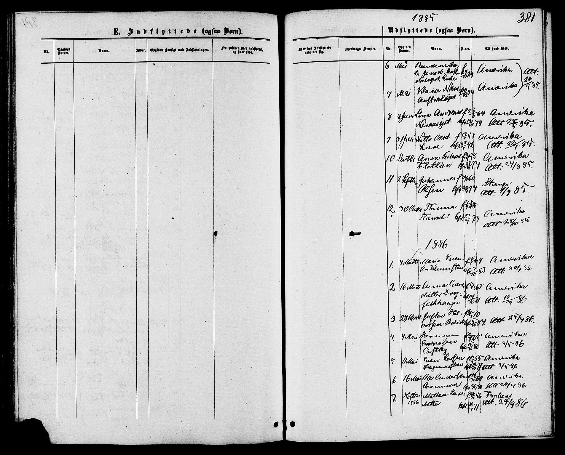 SAH, Biri prestekontor, Ministerialbok nr. 6, 1877-1886, s. 381