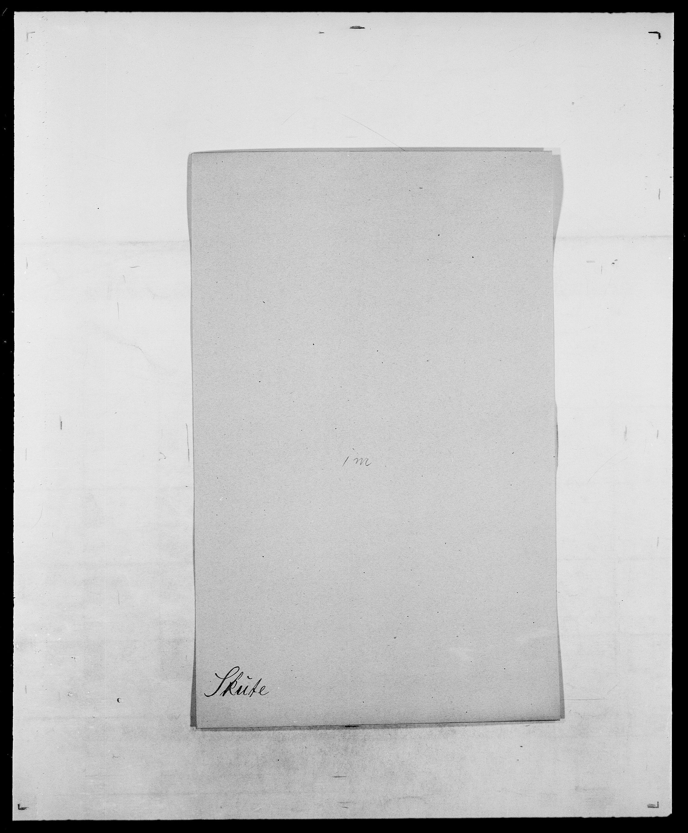 SAO, Delgobe, Charles Antoine - samling, D/Da/L0036: Skaanør - Staverskov, s. 72