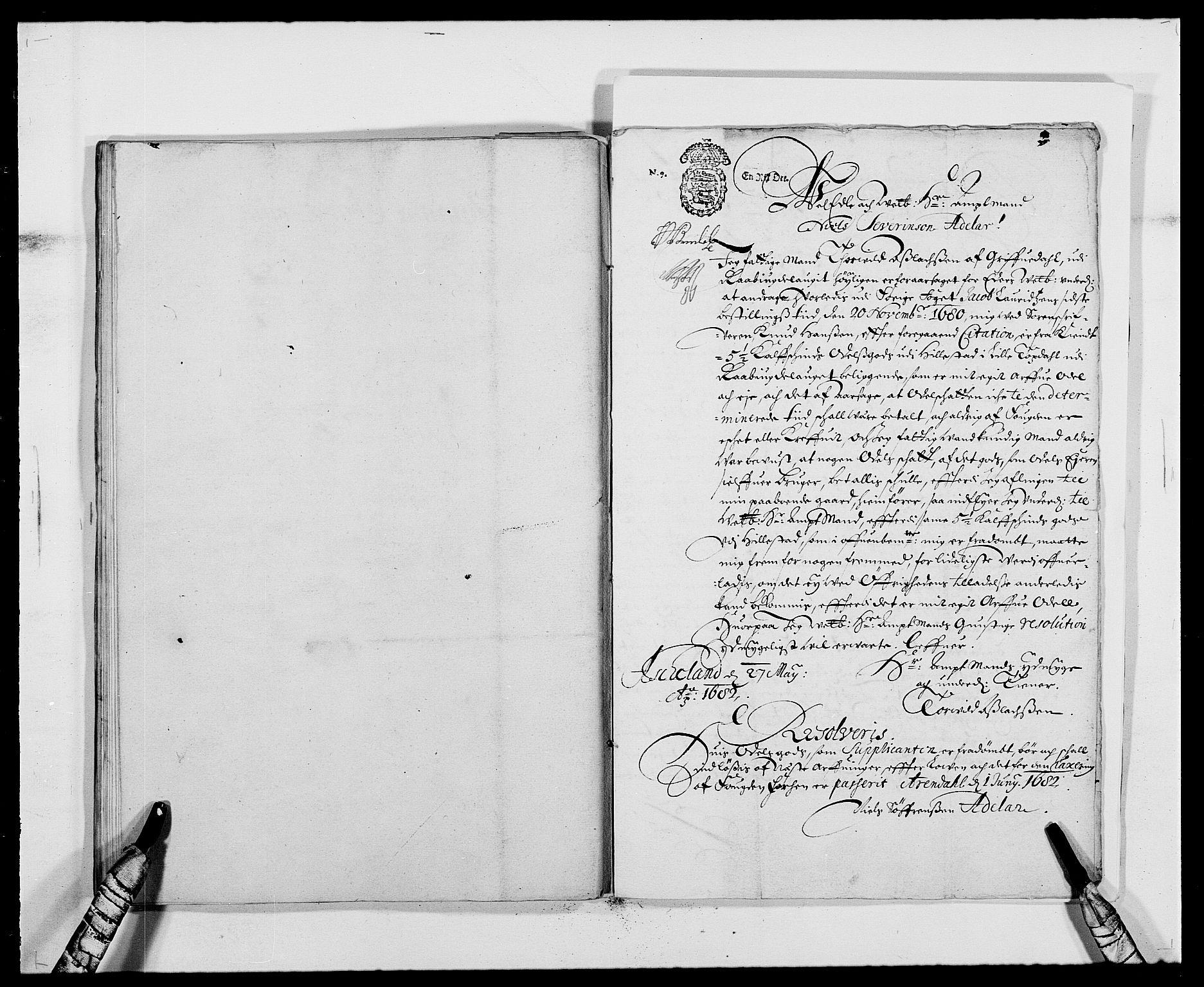 RA, Rentekammeret inntil 1814, Reviderte regnskaper, Fogderegnskap, R40/L2439: Fogderegnskap Råbyggelag, 1684-1685, s. 82