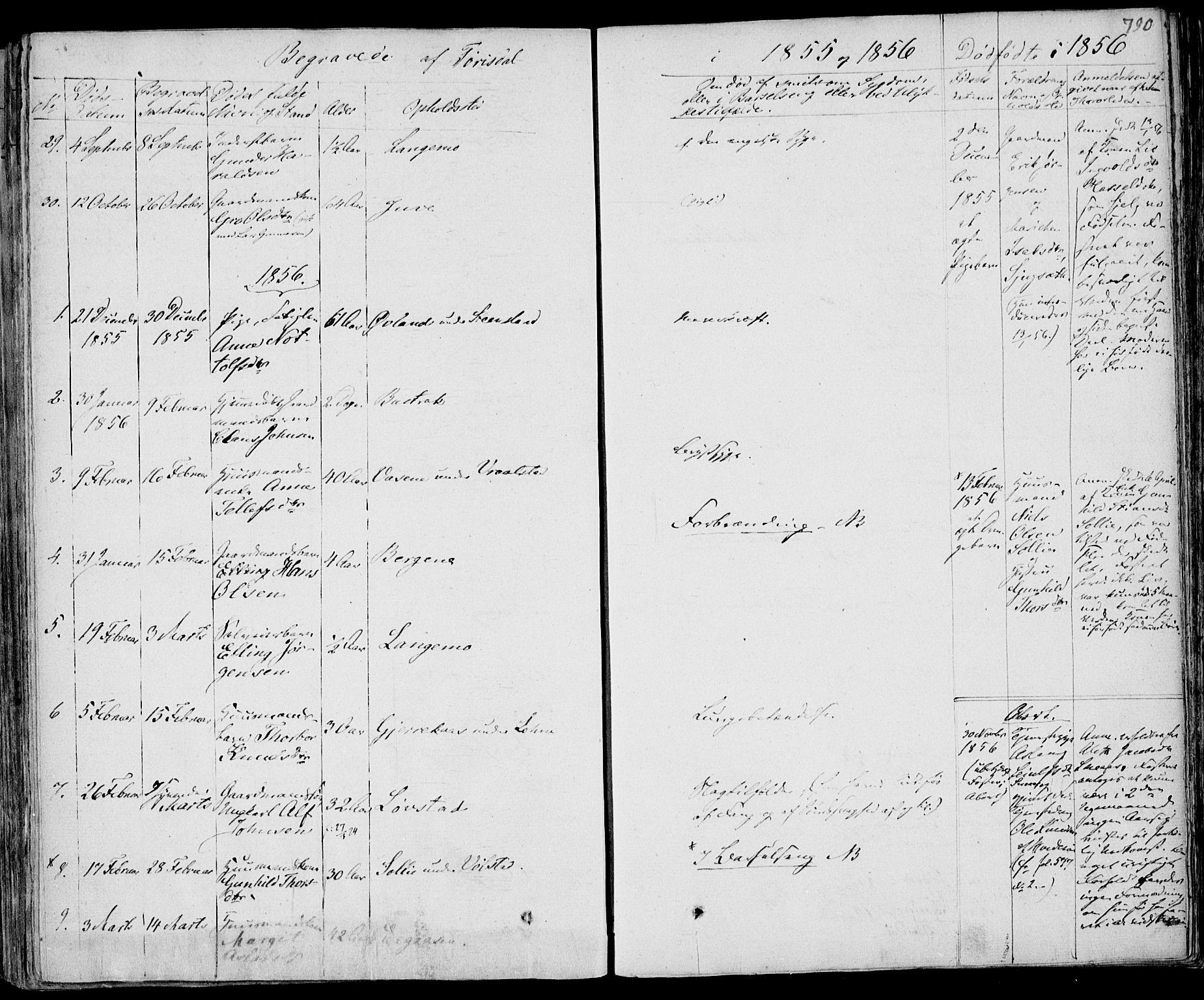 SAKO, Drangedal kirkebøker, F/Fa/L0007b: Ministerialbok nr. 7b, 1837-1856, s. 790