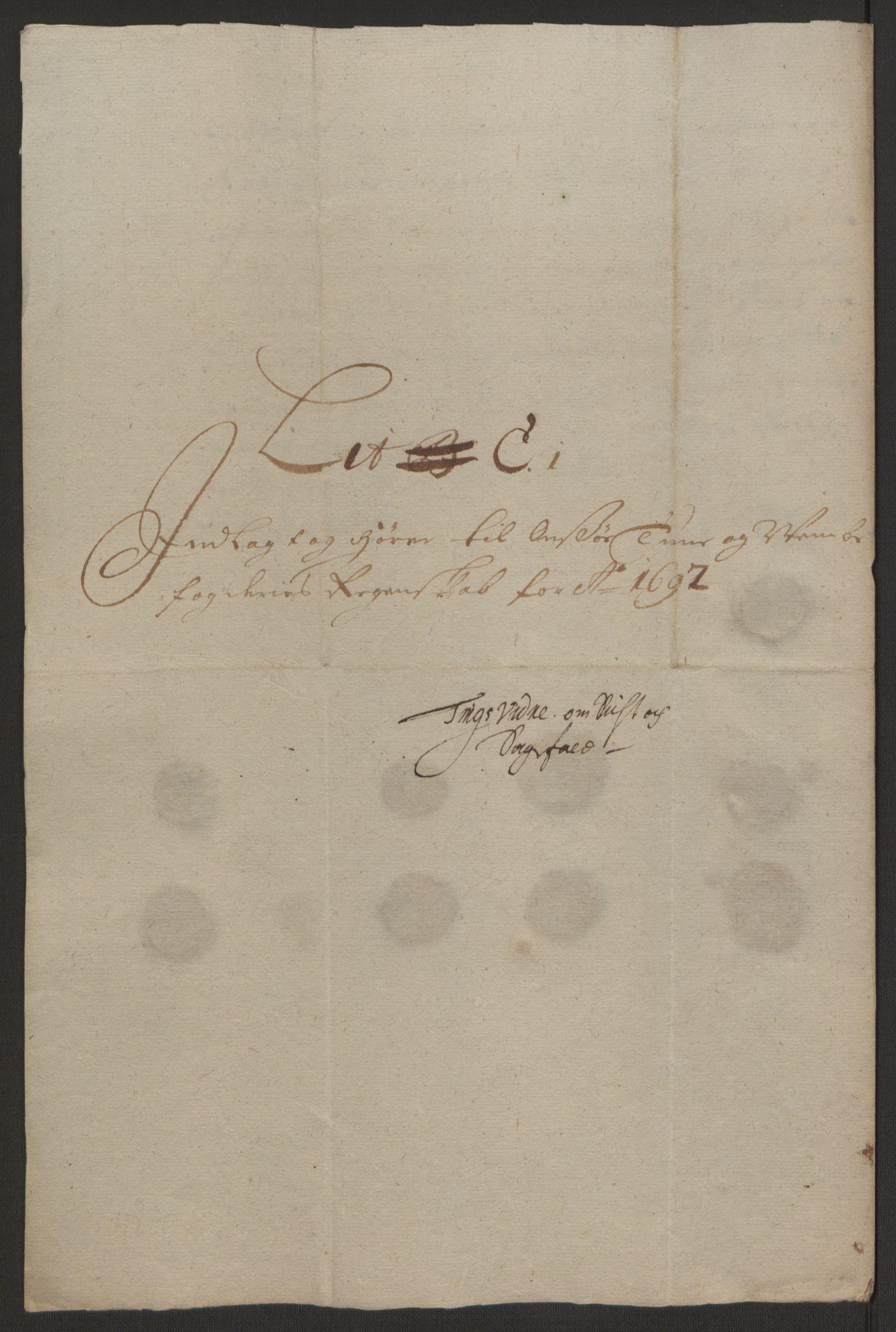 RA, Rentekammeret inntil 1814, Reviderte regnskaper, Fogderegnskap, R03/L0120: Fogderegnskap Onsøy, Tune, Veme og Åbygge fogderi, 1692-1693, s. 23