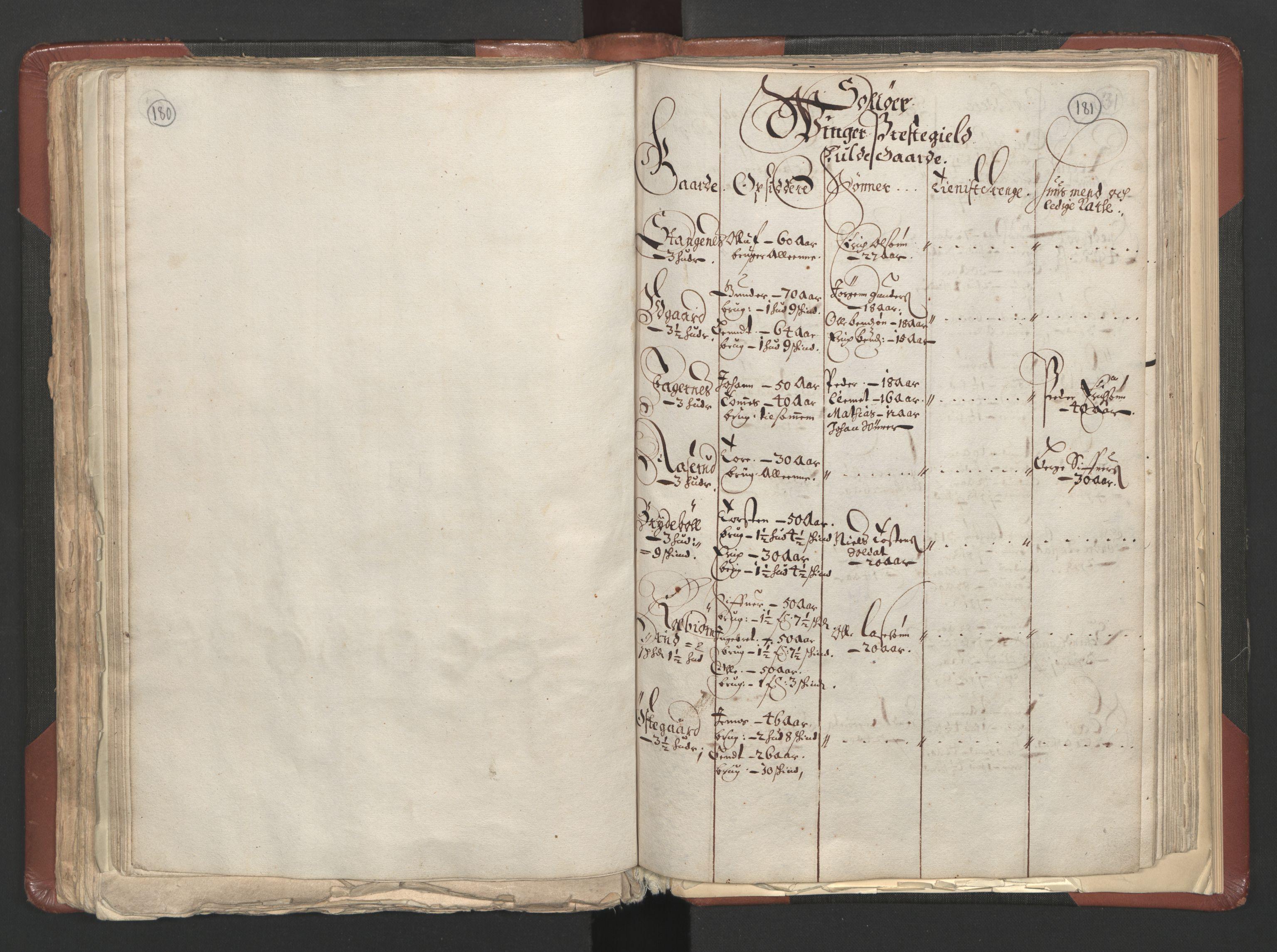 RA, Fogdenes og sorenskrivernes manntall 1664-1666, nr. 3: Hedmark fogderi og Solør, Østerdal og Odal fogderi, 1664, s. 180-181