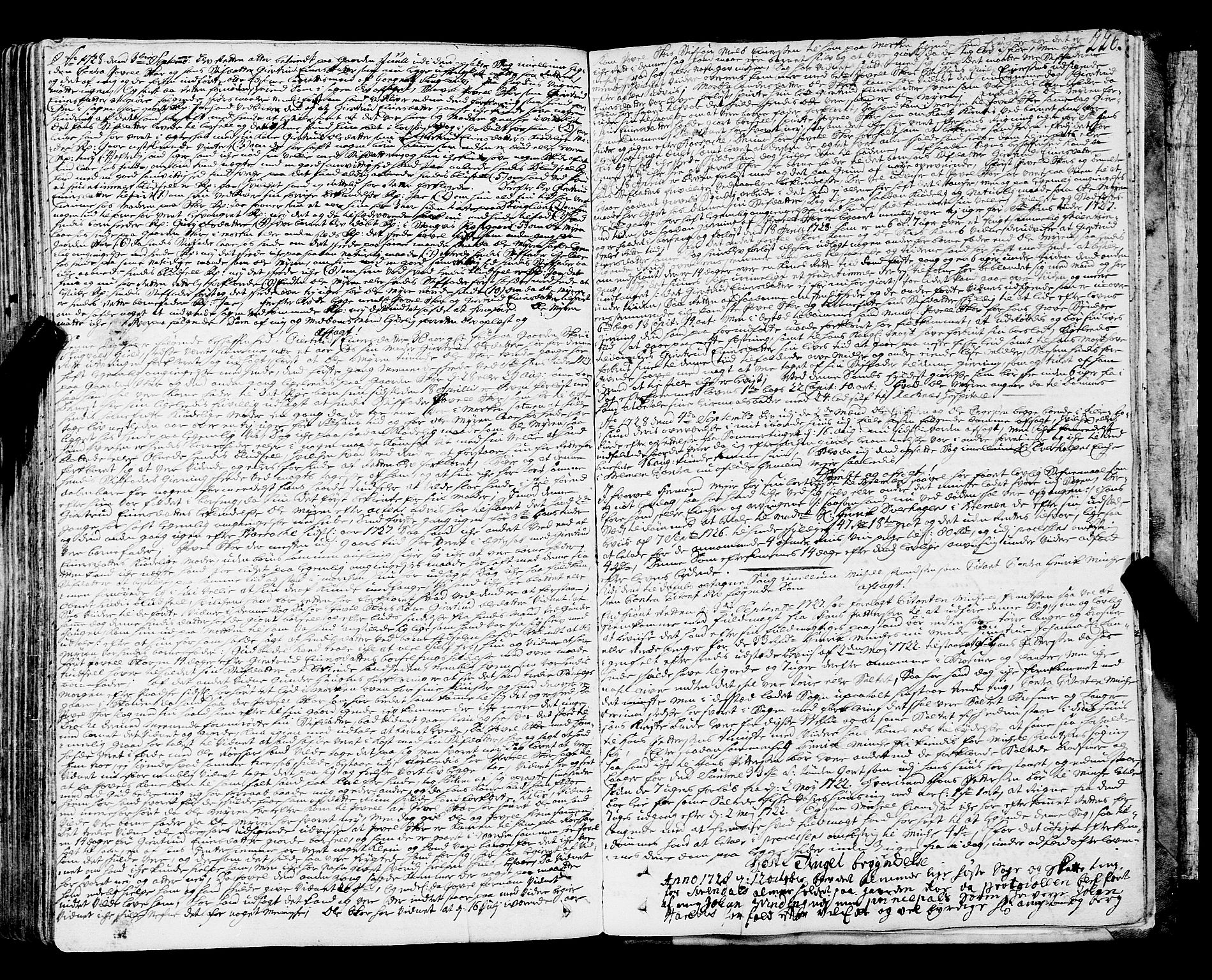 SAT, Nordmøre sorenskriveri, 1/1A/L0017: Tingbok nr. 16, 1726-1729, s. 226