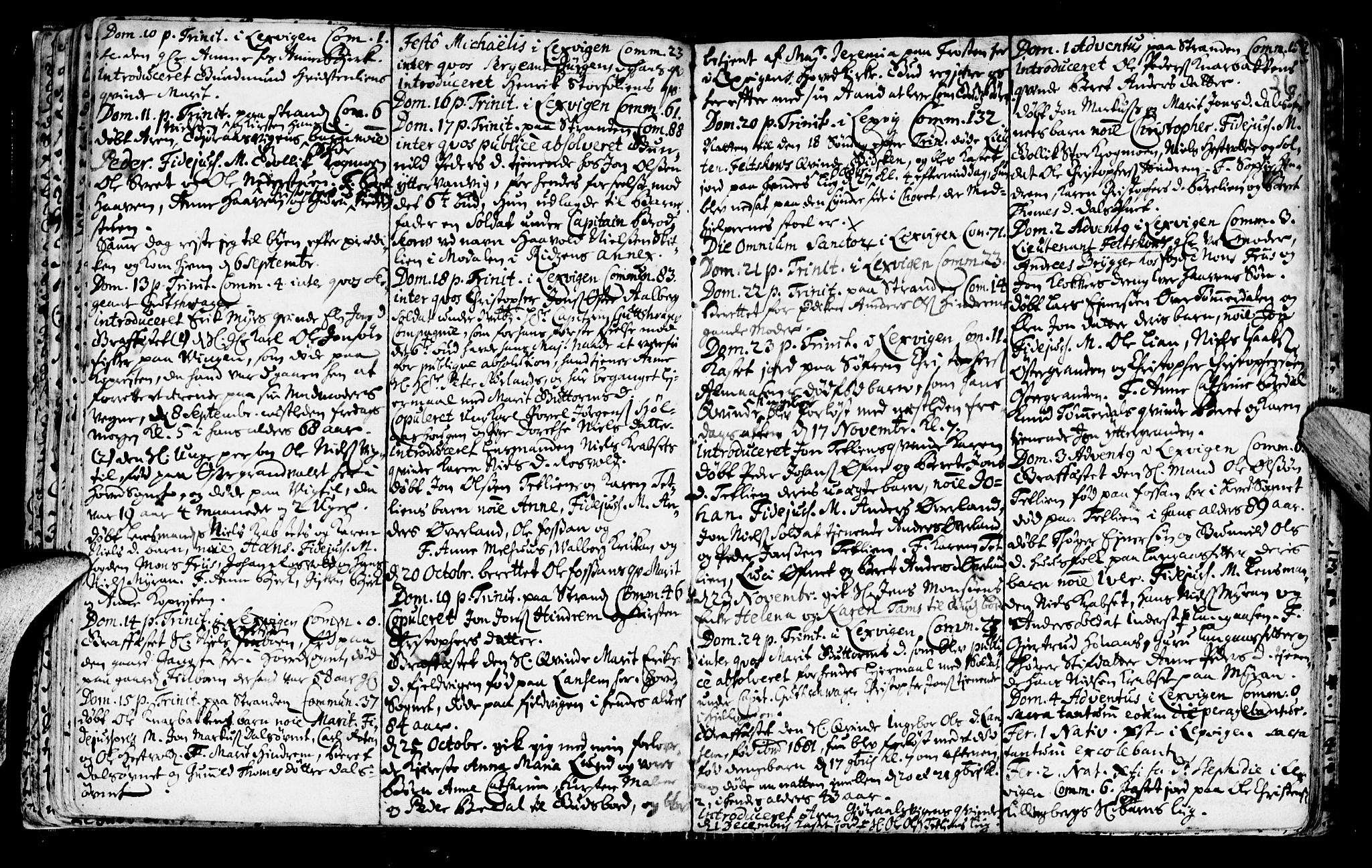 SAT, Ministerialprotokoller, klokkerbøker og fødselsregistre - Nord-Trøndelag, 701/L0001: Ministerialbok nr. 701A01, 1717-1731, s. 26