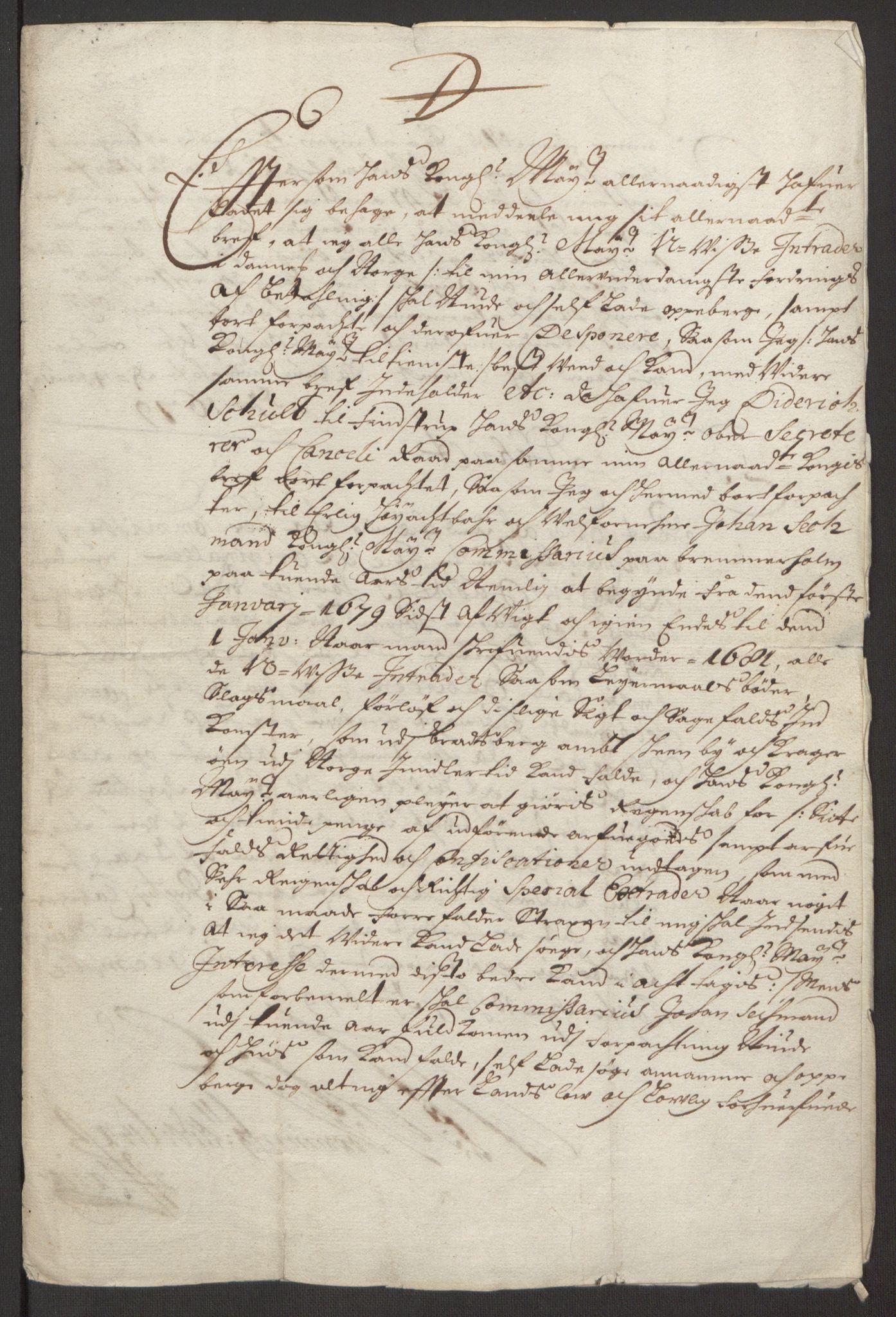 RA, Rentekammeret inntil 1814, Reviderte regnskaper, Fogderegnskap, R35/L2076: Fogderegnskap Øvre og Nedre Telemark, 1680-1684, s. 247