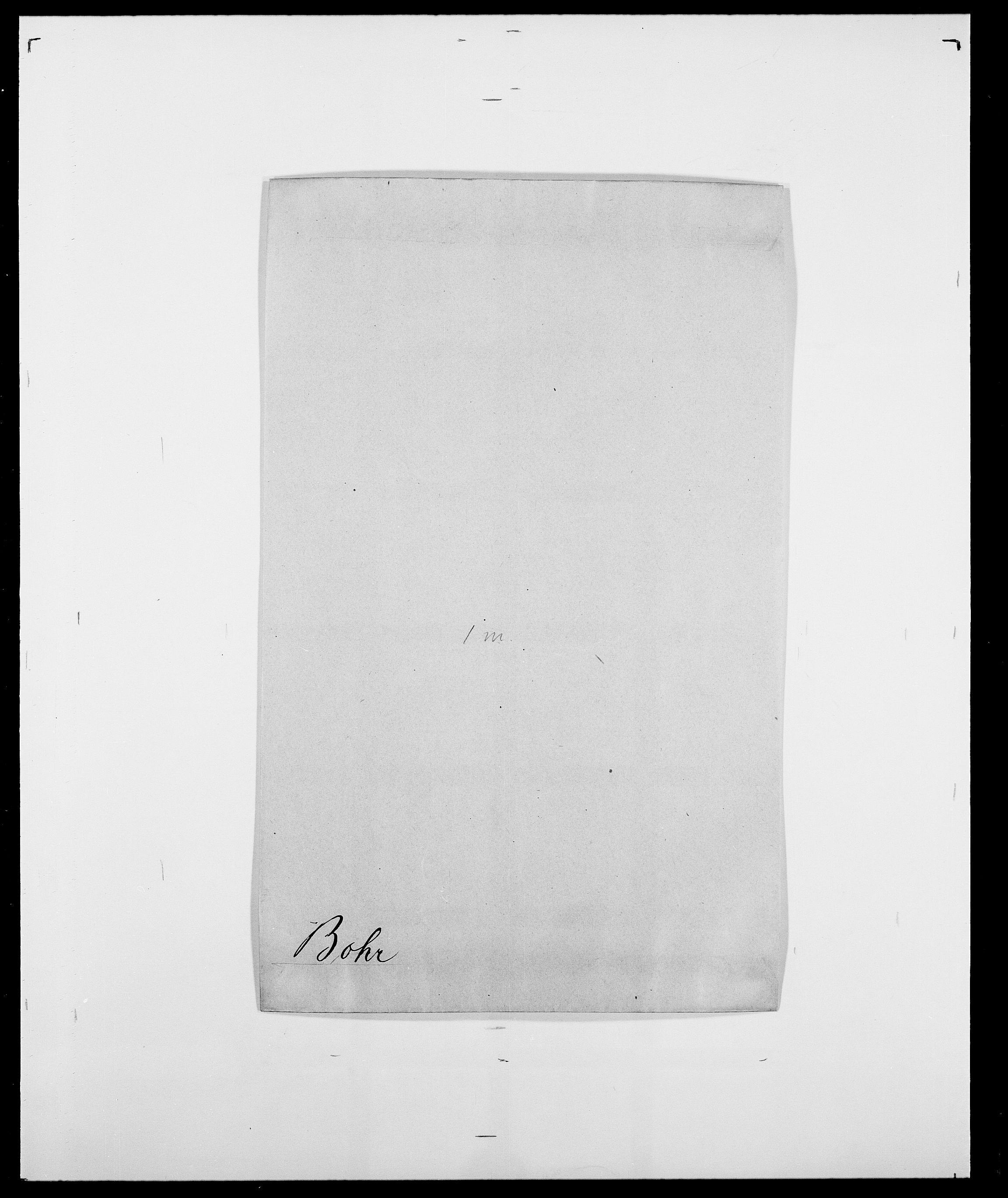 SAO, Delgobe, Charles Antoine - samling, D/Da/L0005: Boalth - Brahm, s. 74