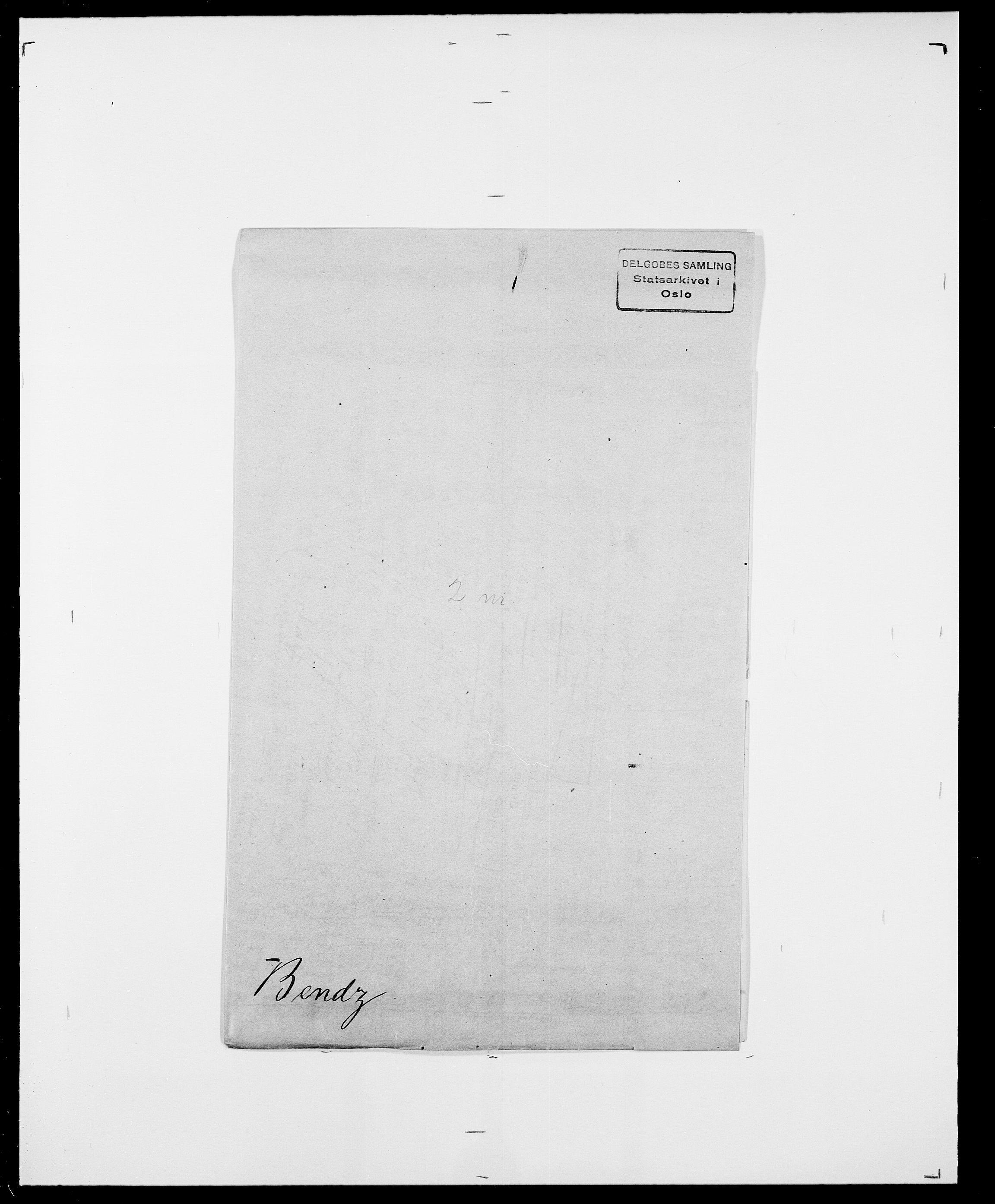 SAO, Delgobe, Charles Antoine - samling, D/Da/L0003: Barca - Bergen, s. 751