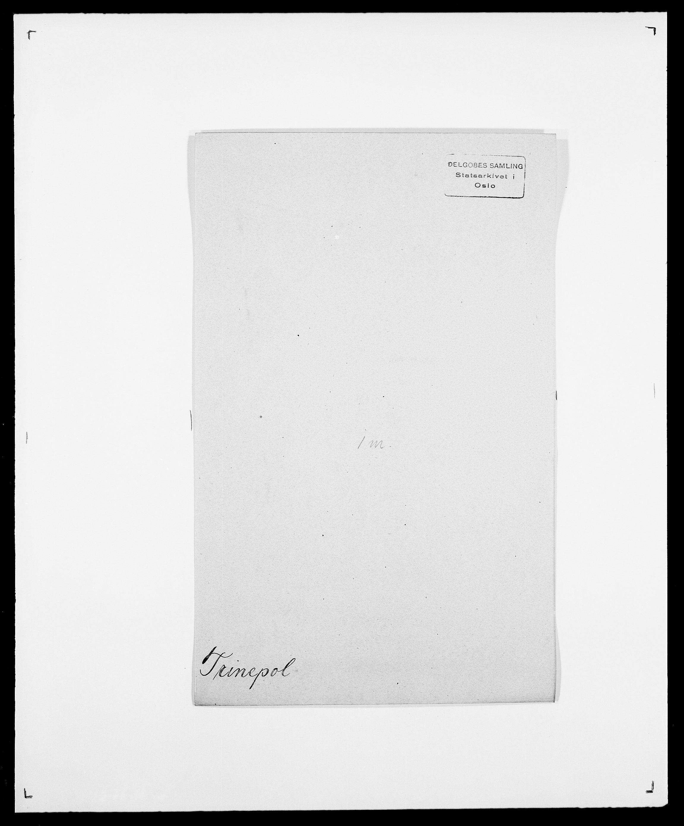 SAO, Delgobe, Charles Antoine - samling, D/Da/L0039: Thorsen - Urup, s. 349