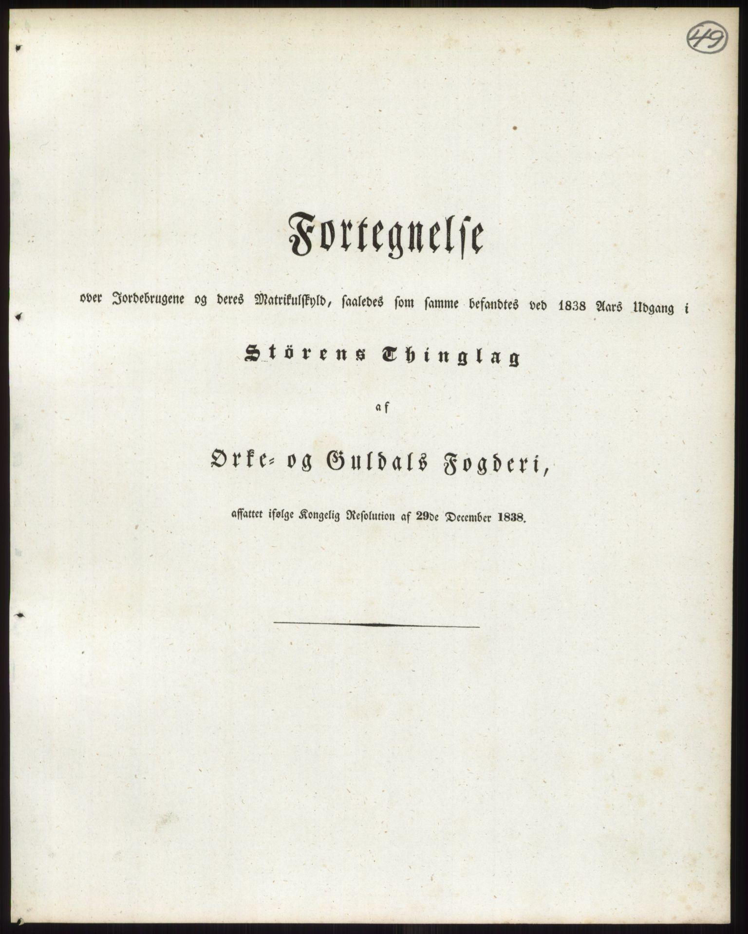 PUBL, Andre publikasjoner, -/Bind 15: Søndre Trondhjems amt, 1838, s. 83