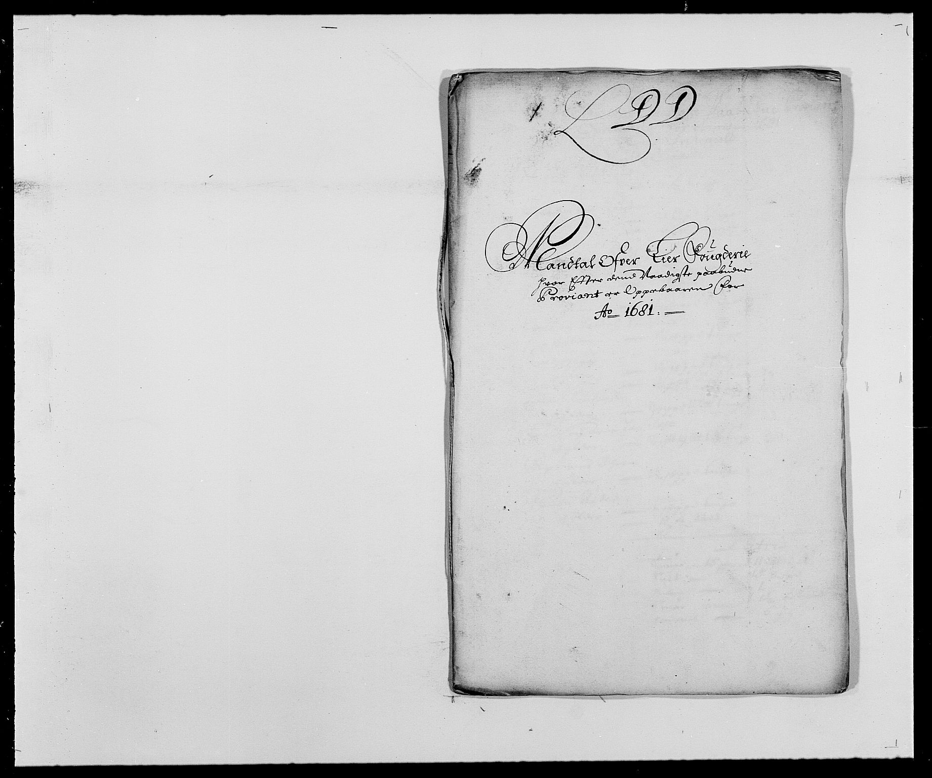 RA, Rentekammeret inntil 1814, Reviderte regnskaper, Fogderegnskap, R27/L1686: Fogderegnskap Lier, 1678-1686, s. 332