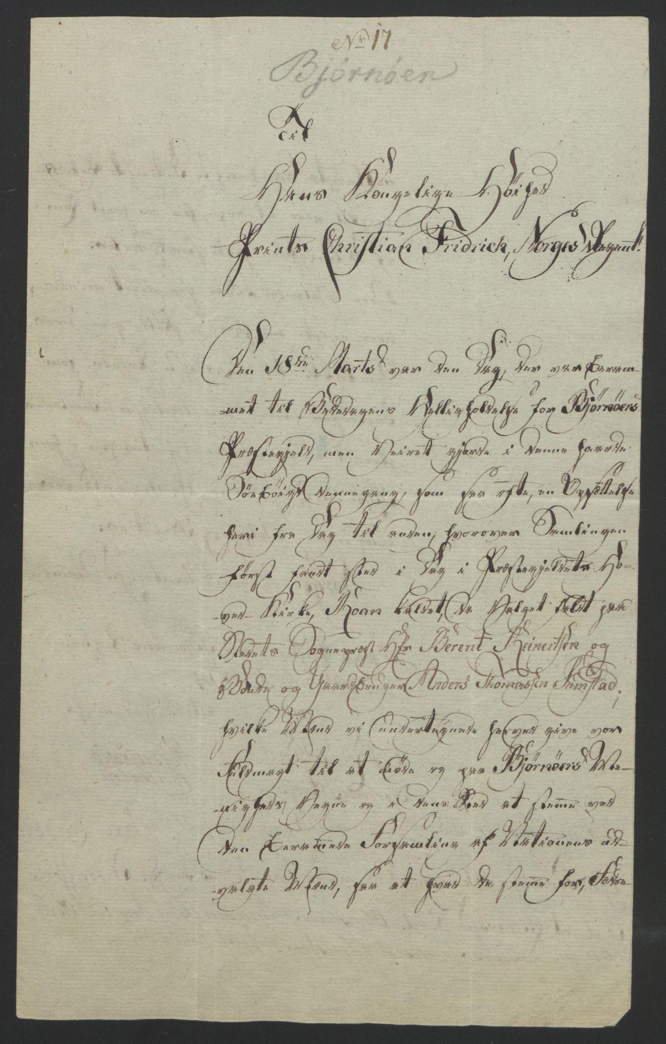 RA, Statsrådssekretariatet, D/Db/L0008: Fullmakter for Eidsvollsrepresentantene i 1814. , 1814, s. 431