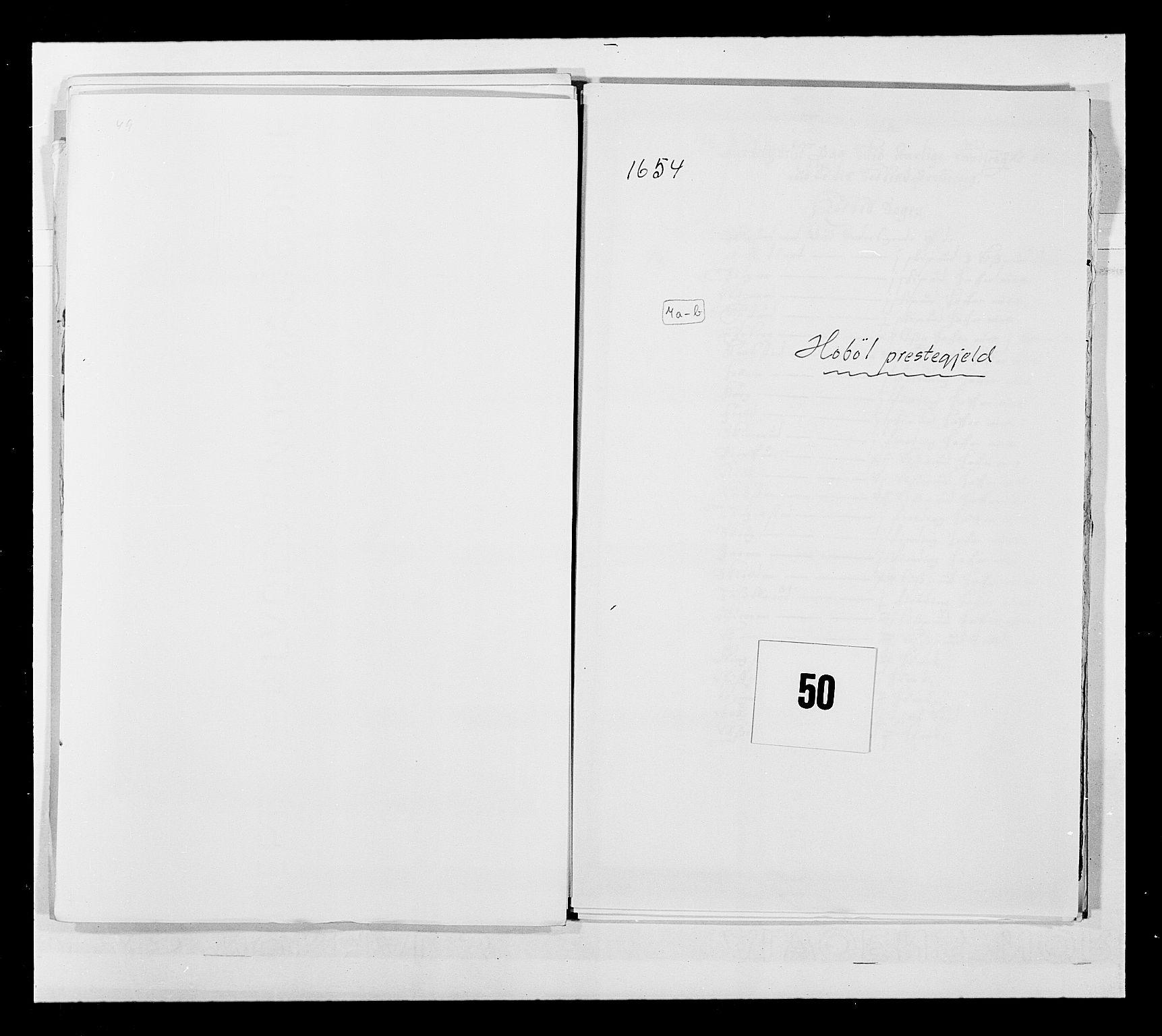 RA, Stattholderembetet 1572-1771, Ek/L0030: Jordebøker 1633-1658:, 1654, s. 234