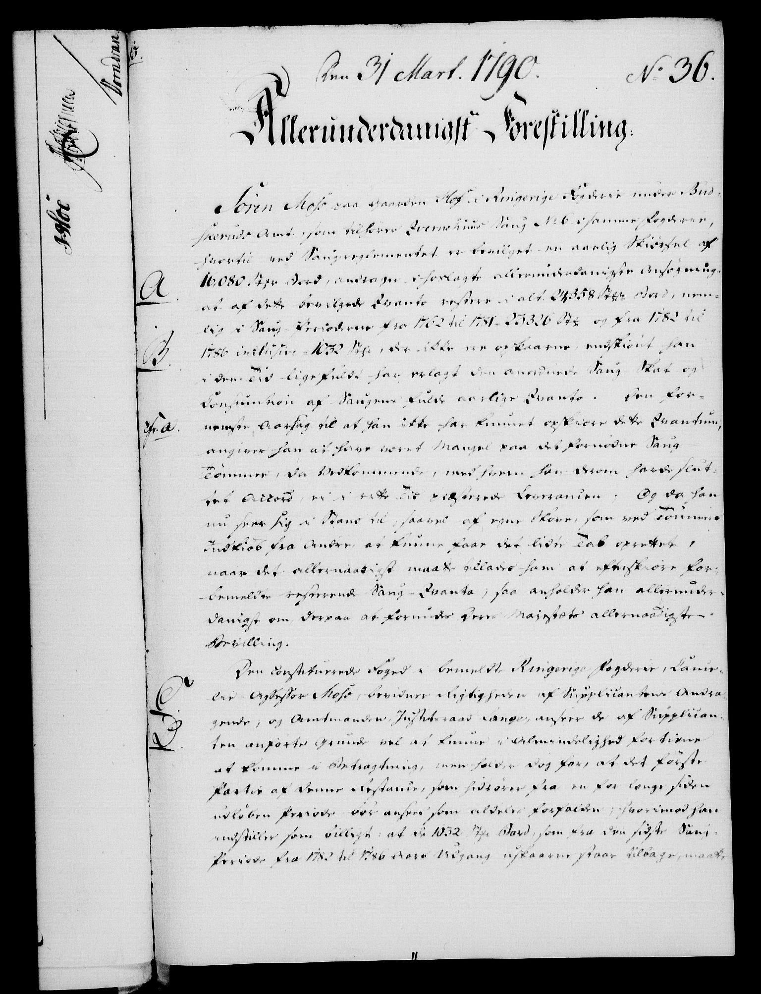 RA, Rentekammeret, Kammerkanselliet, G/Gf/Gfa/L0072: Norsk relasjons- og resolusjonsprotokoll (merket RK 52.72), 1790, s. 179
