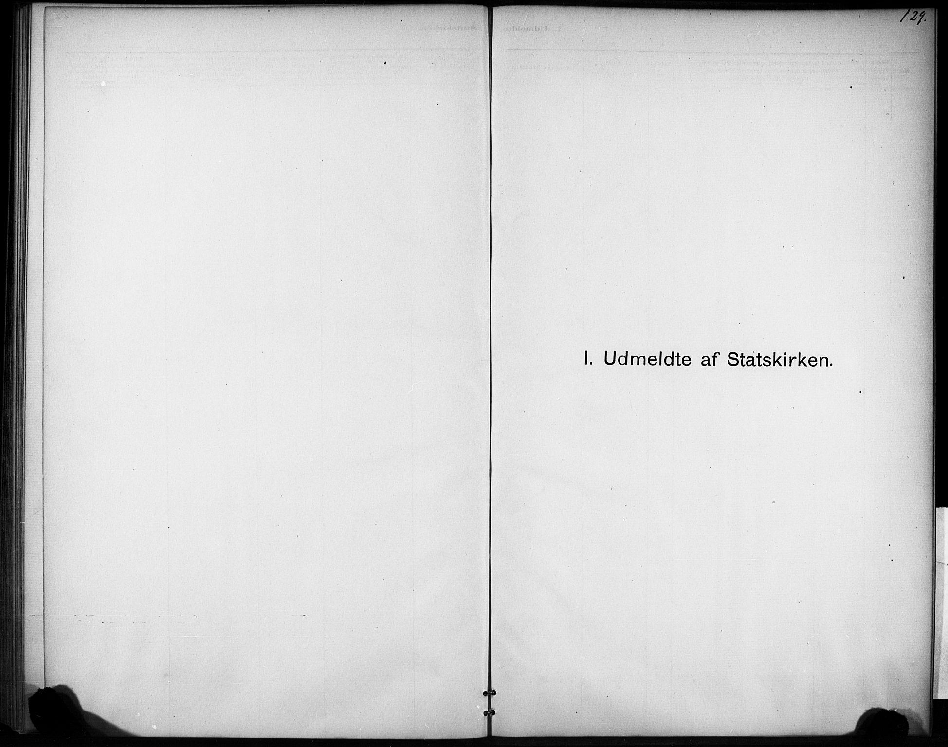 SAT, Ministerialprotokoller, klokkerbøker og fødselsregistre - Sør-Trøndelag, 693/L1119: Ministerialbok nr. 693A01, 1887-1905, s. 129