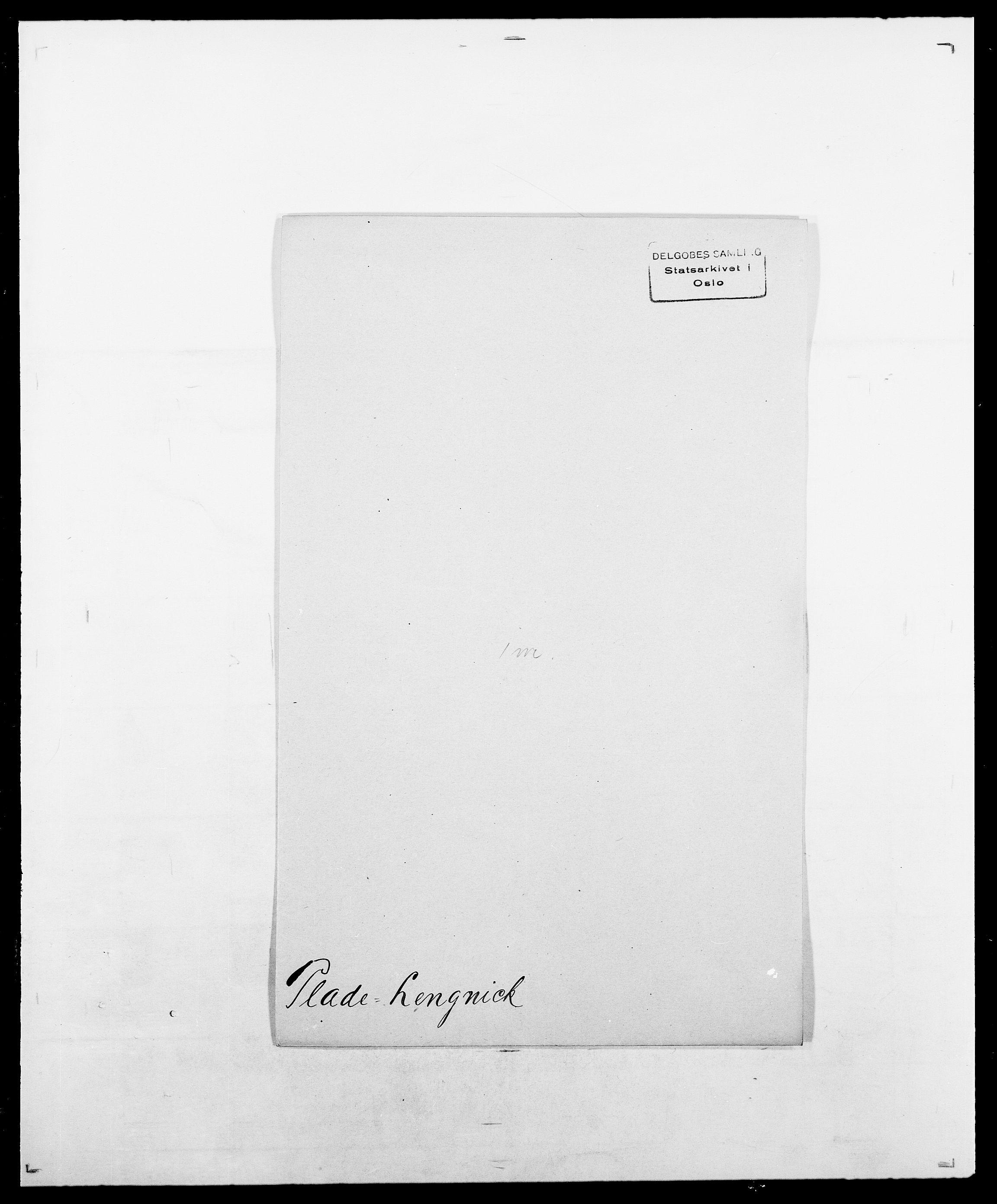 SAO, Delgobe, Charles Antoine - samling, D/Da/L0031: de Place - Raaum, s. 12