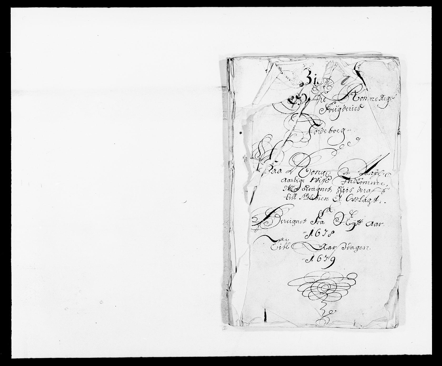RA, Rentekammeret inntil 1814, Reviderte regnskaper, Fogderegnskap, R12/L0693: Fogderegnskap Øvre Romerike, 1678-1679, s. 22