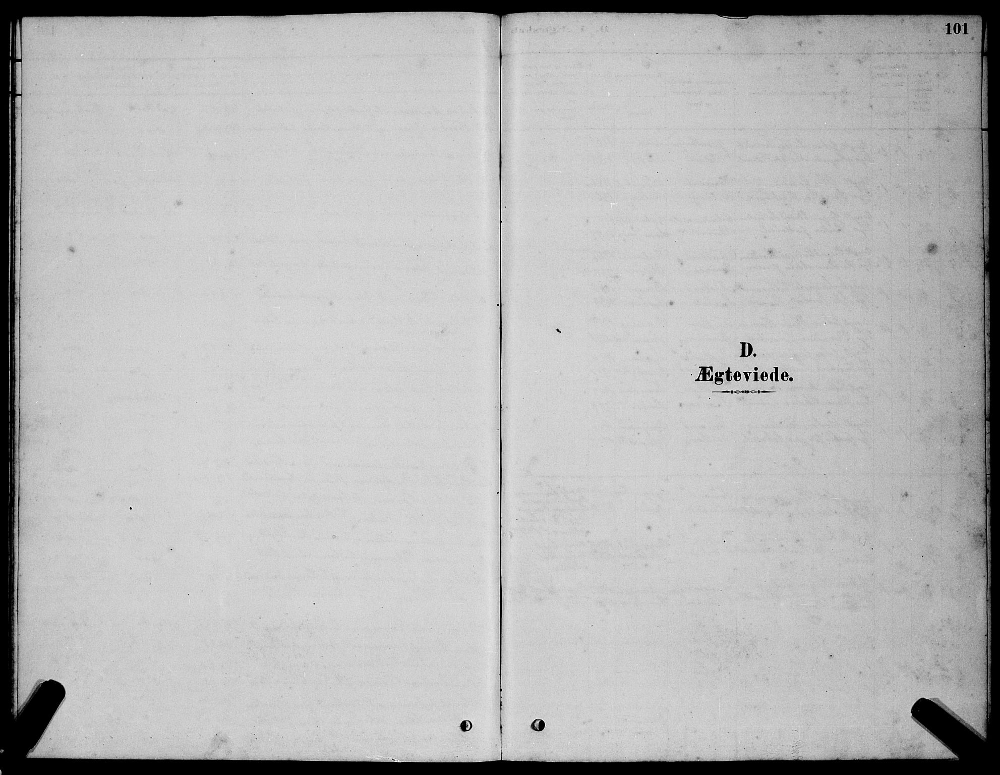 SAT, Ministerialprotokoller, klokkerbøker og fødselsregistre - Sør-Trøndelag, 654/L0665: Klokkerbok nr. 654C01, 1879-1901, s. 101