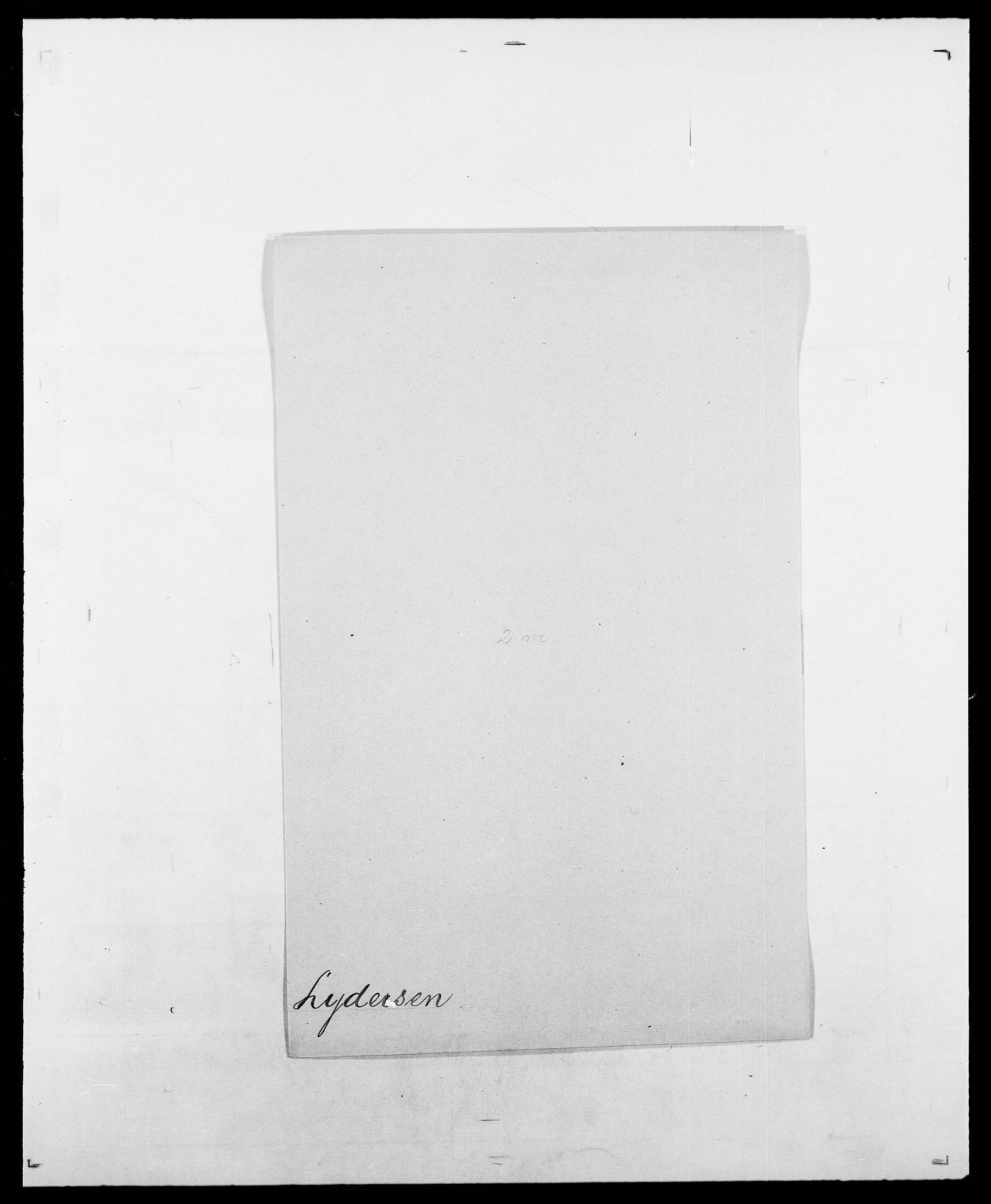 SAO, Delgobe, Charles Antoine - samling, D/Da/L0024: Lobech - Lærum, s. 703