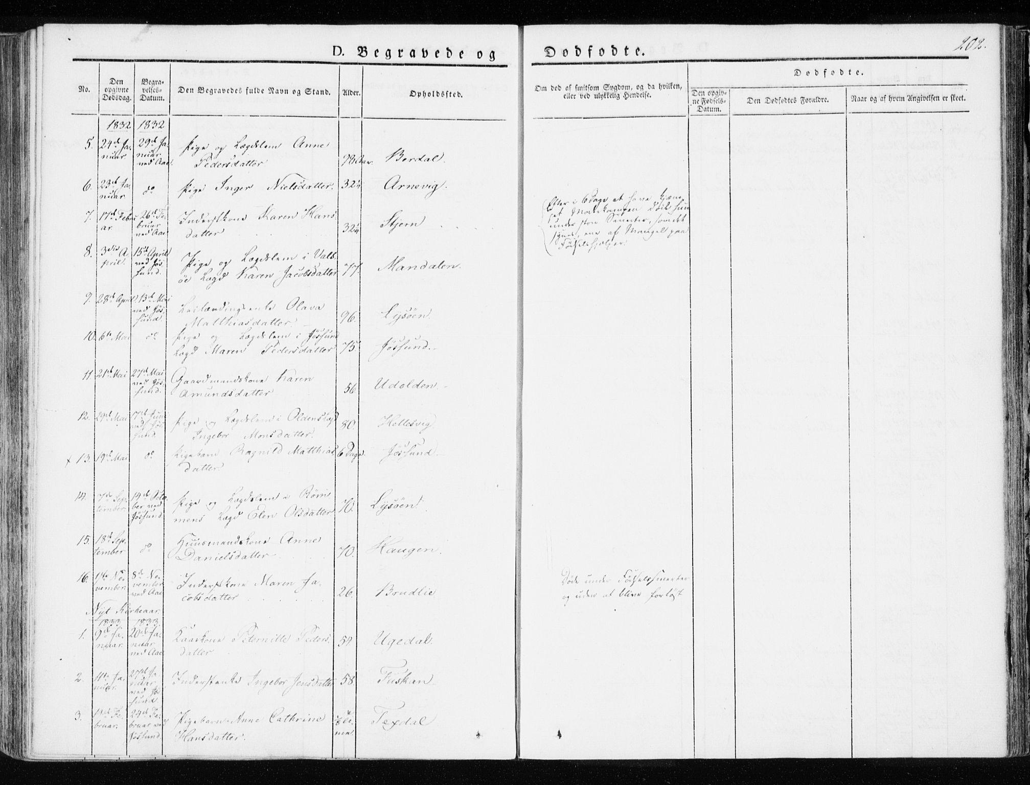 SAT, Ministerialprotokoller, klokkerbøker og fødselsregistre - Sør-Trøndelag, 655/L0676: Ministerialbok nr. 655A05, 1830-1847, s. 202