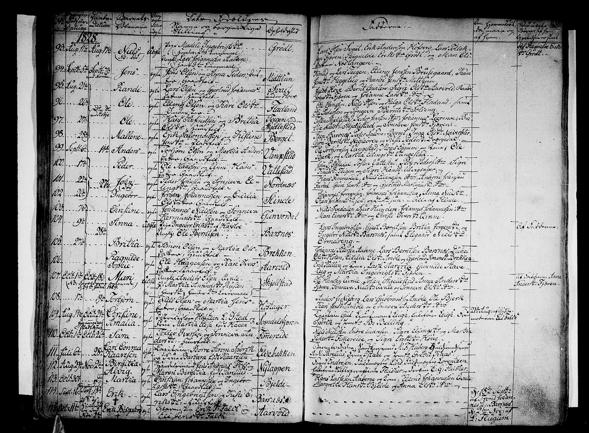 SAB, Sogndal sokneprestembete, H/Haa/Haaa/L0010: Ministerialbok nr. A 10, 1821-1838, s. 38