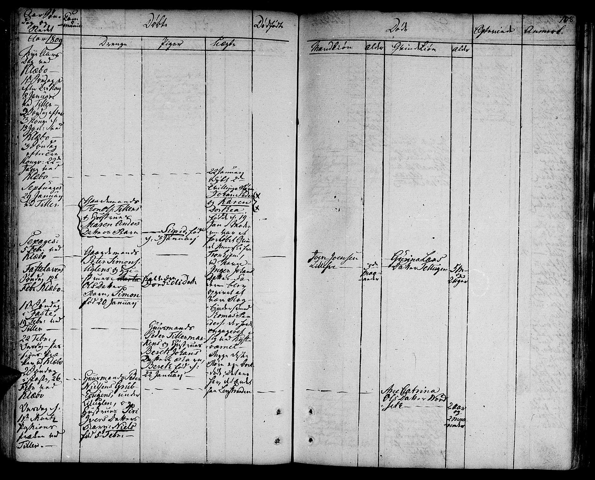 SAT, Ministerialprotokoller, klokkerbøker og fødselsregistre - Sør-Trøndelag, 618/L0438: Ministerialbok nr. 618A03, 1783-1815, s. 108