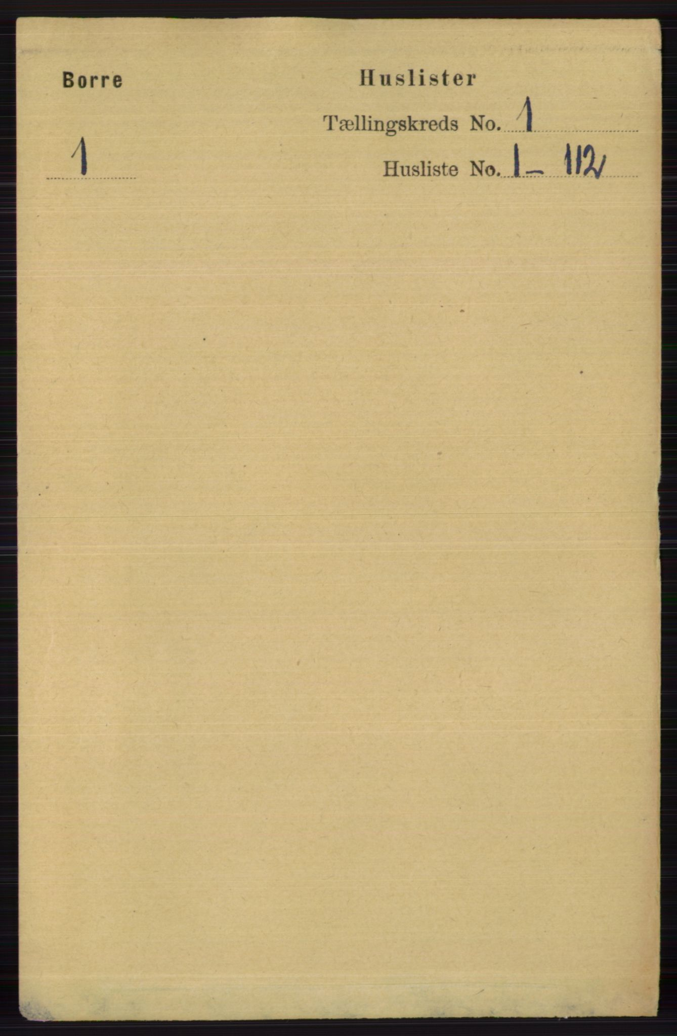 RA, Folketelling 1891 for 0717 Borre herred, 1891, s. 24