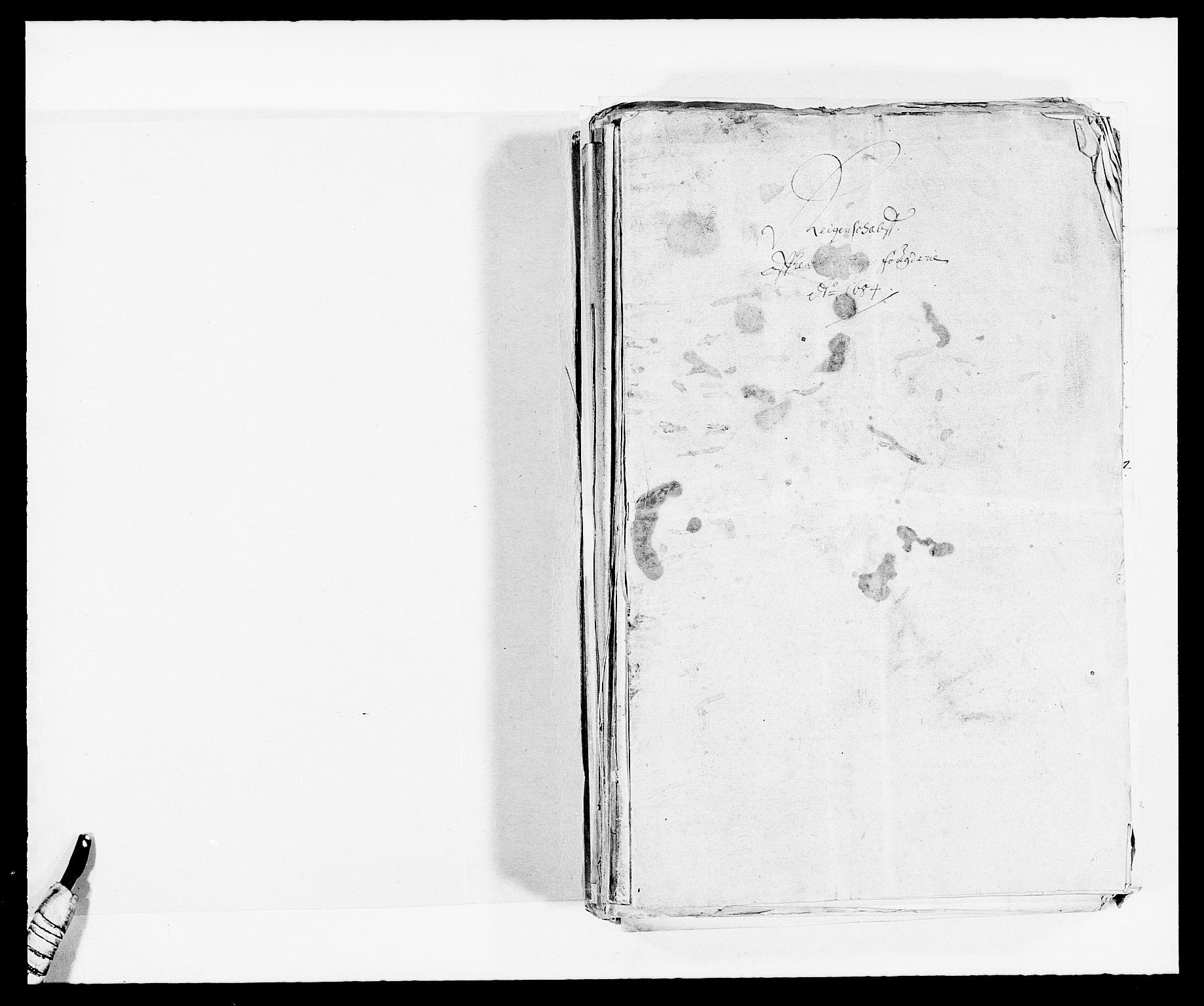 RA, Rentekammeret inntil 1814, Reviderte regnskaper, Fogderegnskap, R12/L0698: Fogderegnskap Øvre Romerike, 1684, s. 2