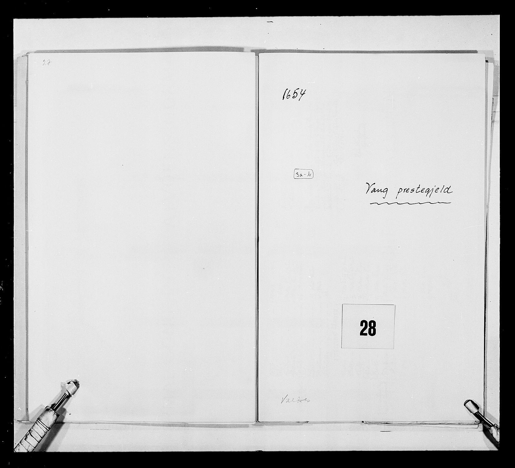 RA, Stattholderembetet 1572-1771, Ek/L0030: Jordebøker 1633-1658:, 1654, s. 116