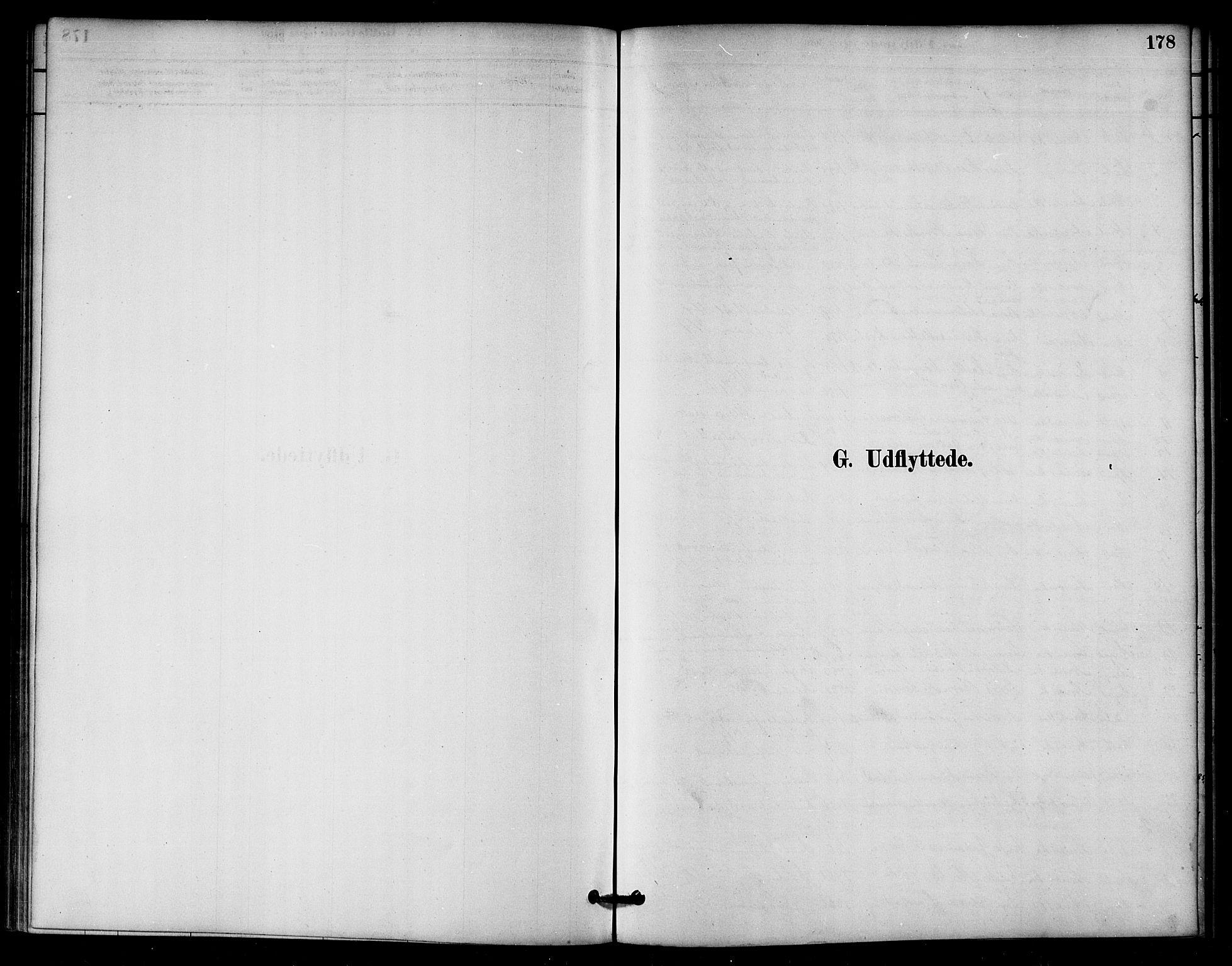 SAT, Ministerialprotokoller, klokkerbøker og fødselsregistre - Nord-Trøndelag, 766/L0563: Ministerialbok nr. 767A01, 1881-1899, s. 178