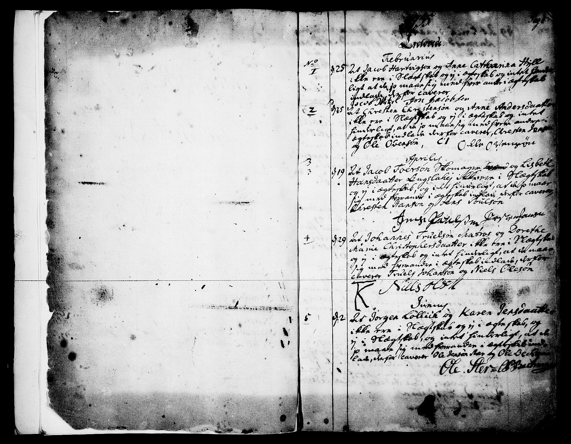 SAKO, Skien kirkebøker, F/Fa/L0003: Ministerialbok nr. 3, 1755-1791, s. 0-1