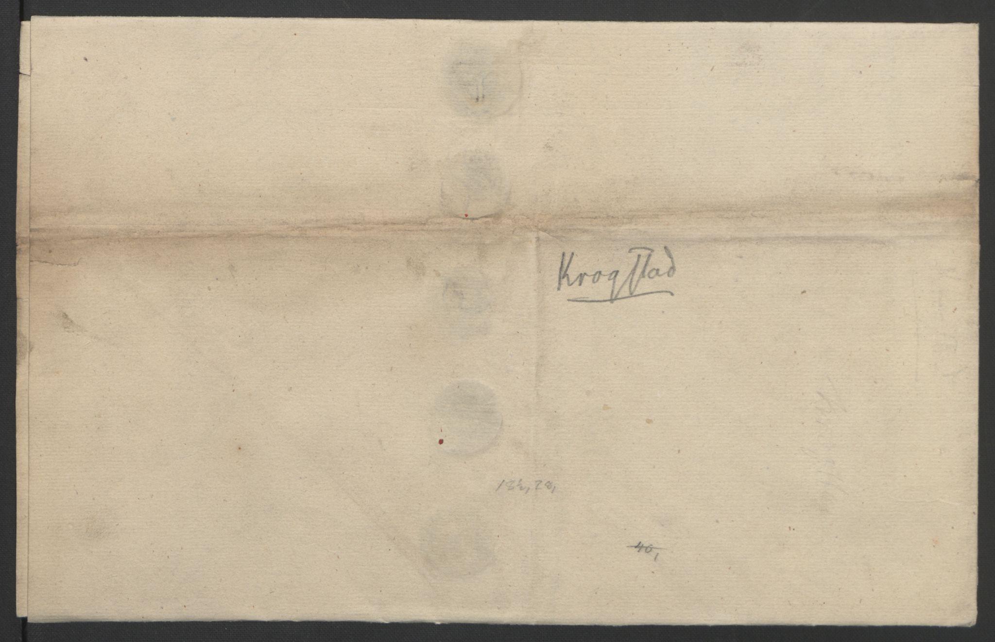 RA, Statsrådssekretariatet, D/Db/L0007: Fullmakter for Eidsvollsrepresentantene i 1814. , 1814, s. 190
