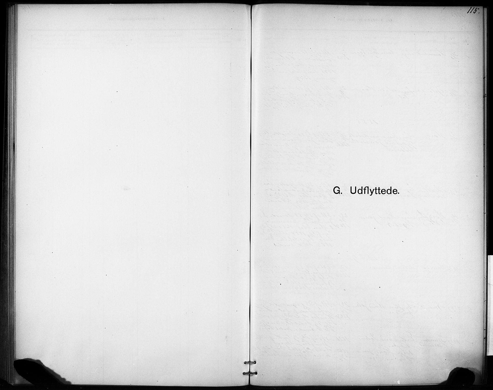 SAT, Ministerialprotokoller, klokkerbøker og fødselsregistre - Sør-Trøndelag, 693/L1119: Ministerialbok nr. 693A01, 1887-1905, s. 115