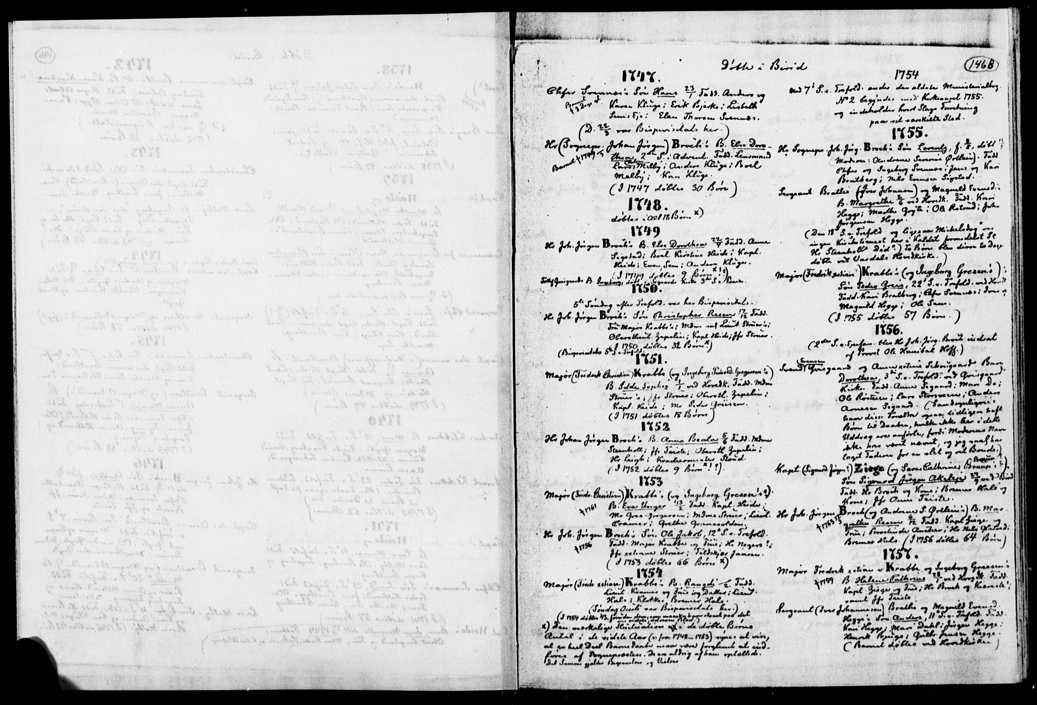SAH, Biri prestekontor, Ministerialbok, 1730-1879, s. 146b
