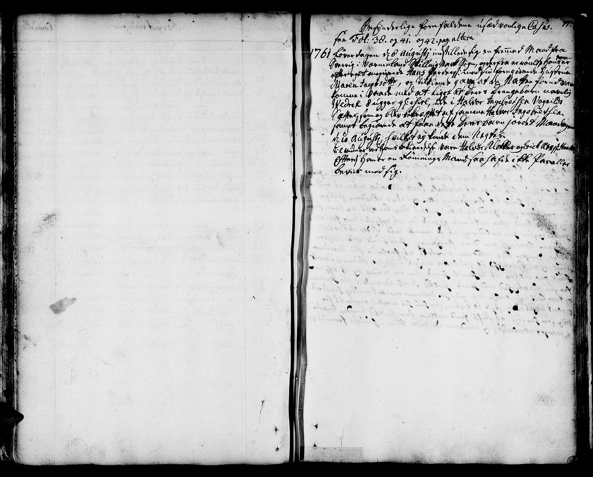SAT, Ministerialprotokoller, klokkerbøker og fødselsregistre - Sør-Trøndelag, 678/L0891: Ministerialbok nr. 678A01, 1739-1780, s. 77