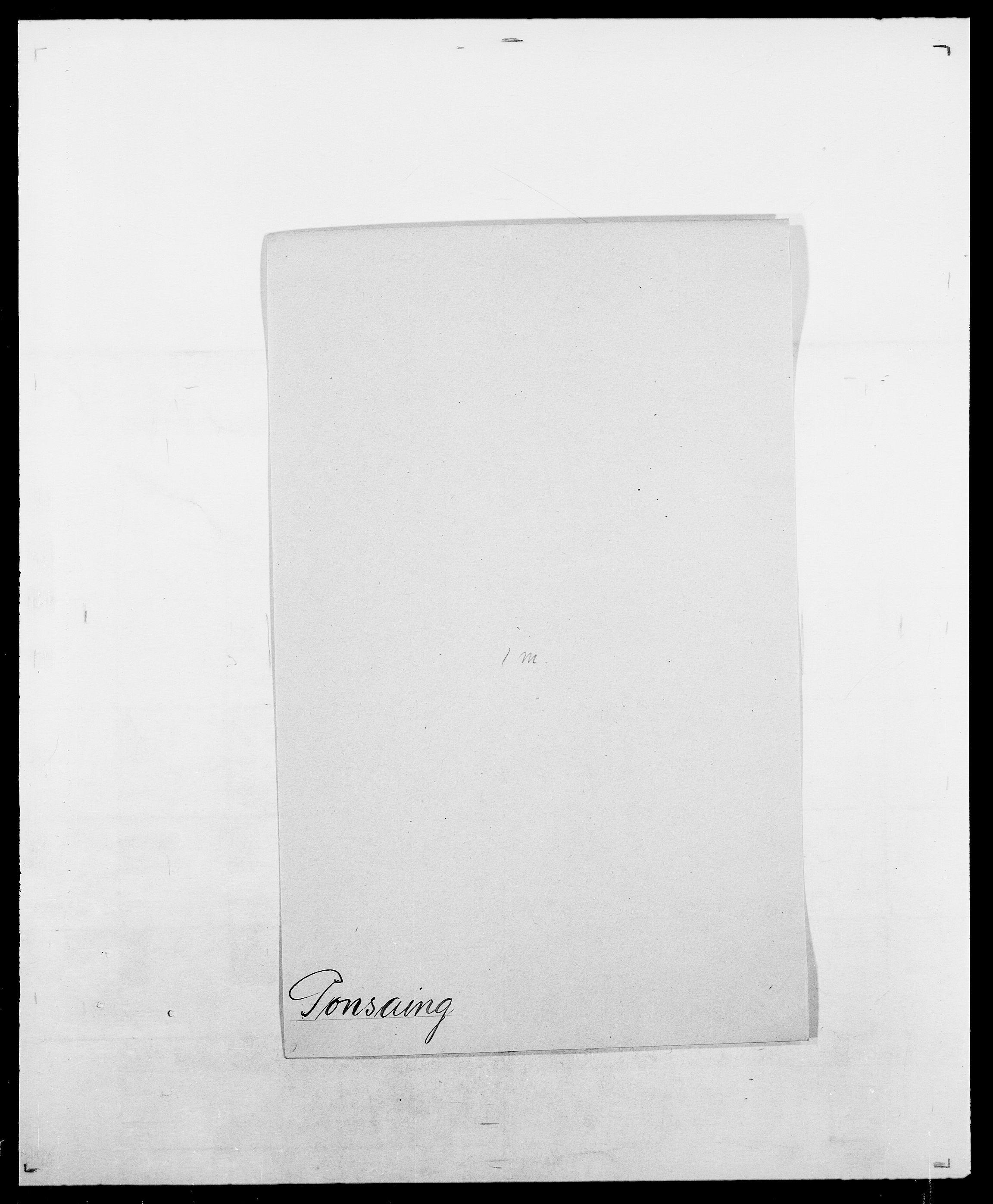 SAO, Delgobe, Charles Antoine - samling, D/Da/L0031: de Place - Raaum, s. 204