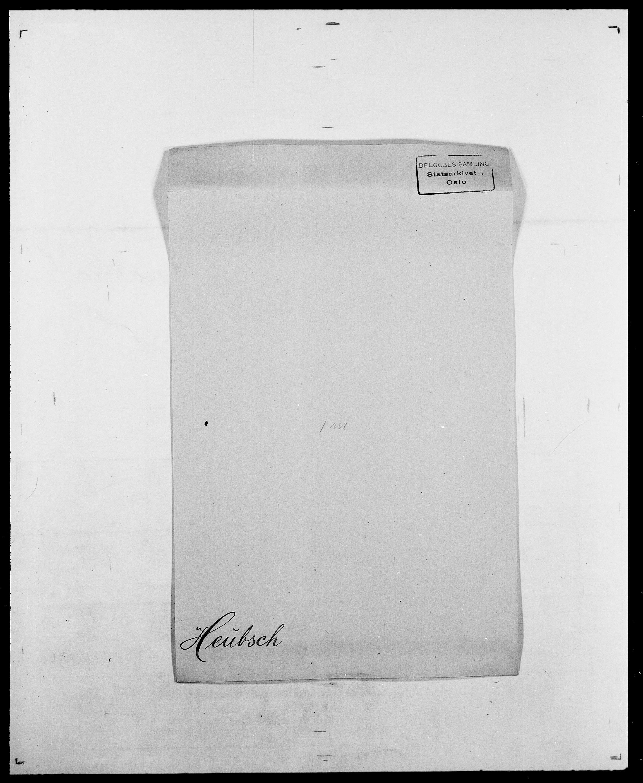 SAO, Delgobe, Charles Antoine - samling, D/Da/L0017: Helander - Hjørne, s. 361