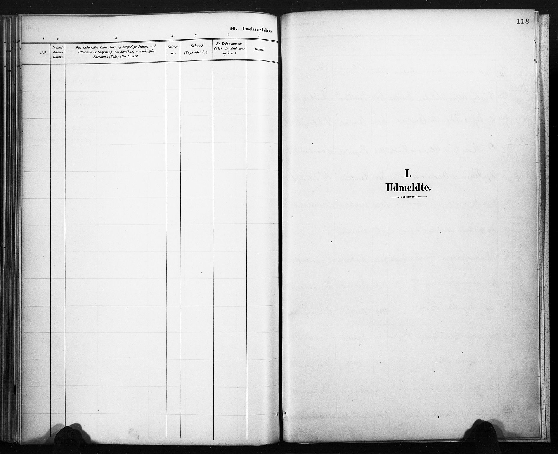 SAKO, Lårdal kirkebøker, F/Fb/L0002: Ministerialbok nr. II 2, 1887-1918, s. 118