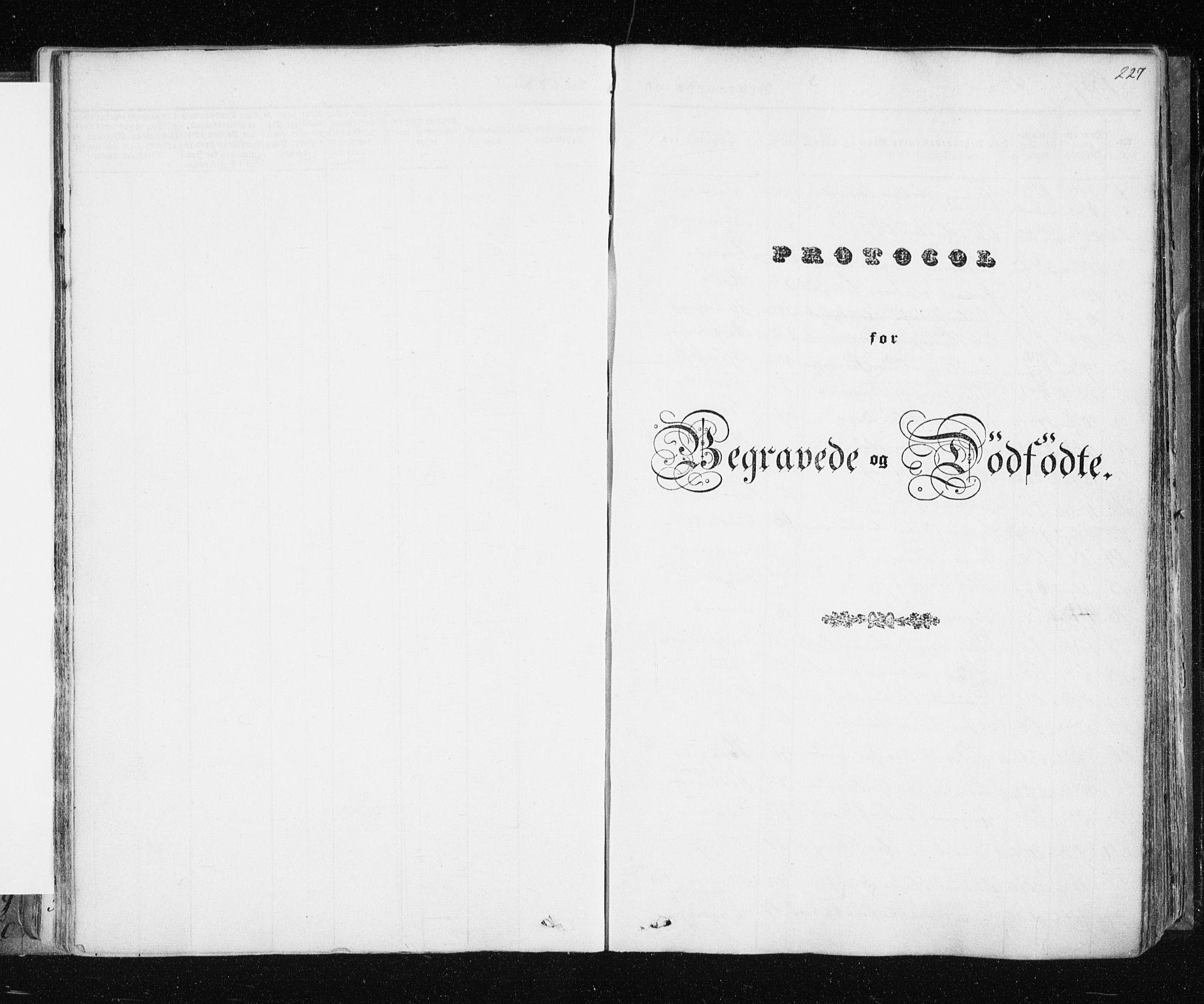 SATØ, Tromsø sokneprestkontor/stiftsprosti/domprosti, G/Ga/L0009kirke: Ministerialbok nr. 9, 1837-1847, s. 227