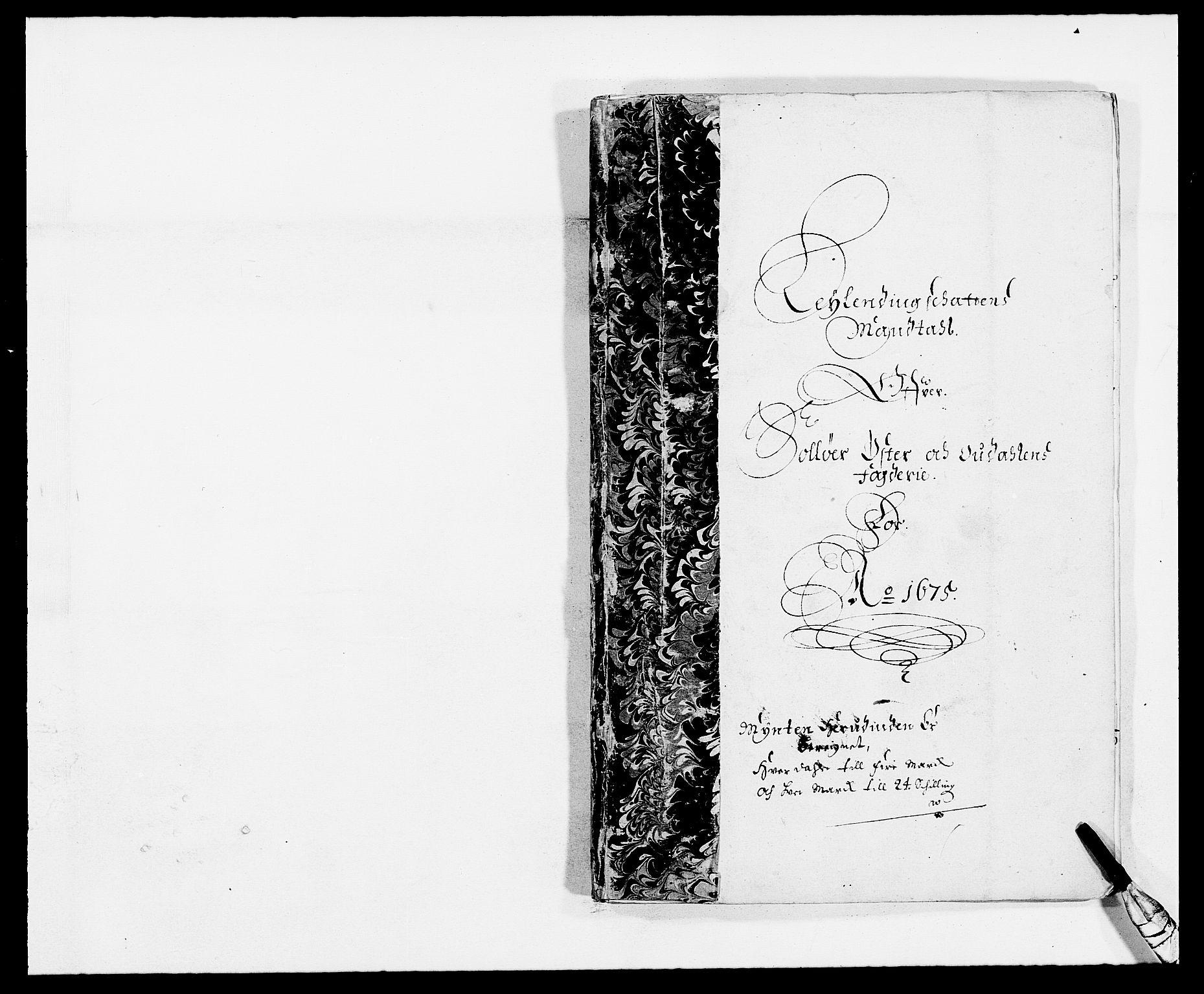 RA, Rentekammeret inntil 1814, Reviderte regnskaper, Fogderegnskap, R13/L0810: Fogderegnskap Solør, Odal og Østerdal, 1675, s. 192