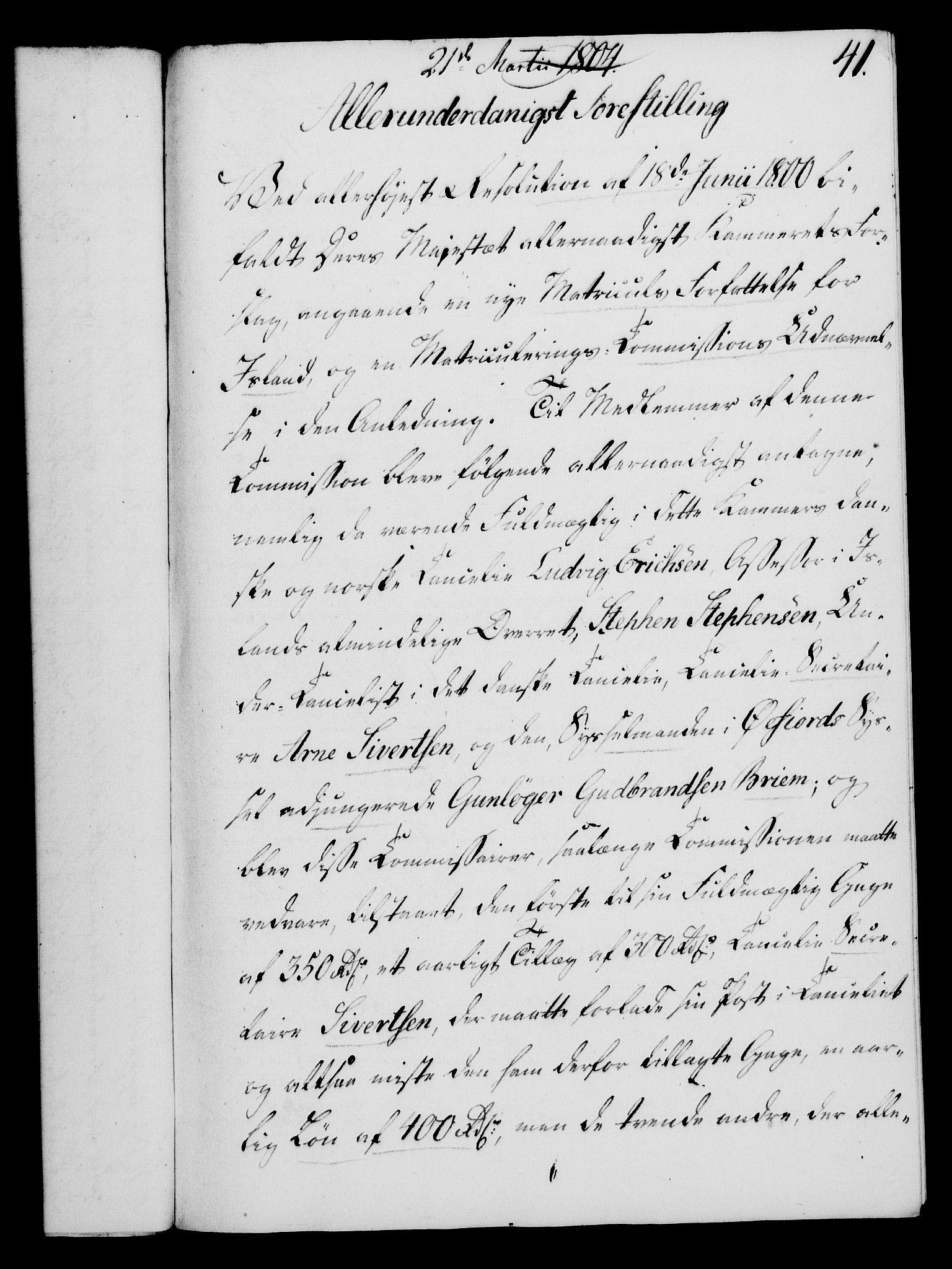 RA, Rentekammeret, Kammerkanselliet, G/Gf/Gfa/L0086: Norsk relasjons- og resolusjonsprotokoll (merket RK 52.86), 1804, s. 267