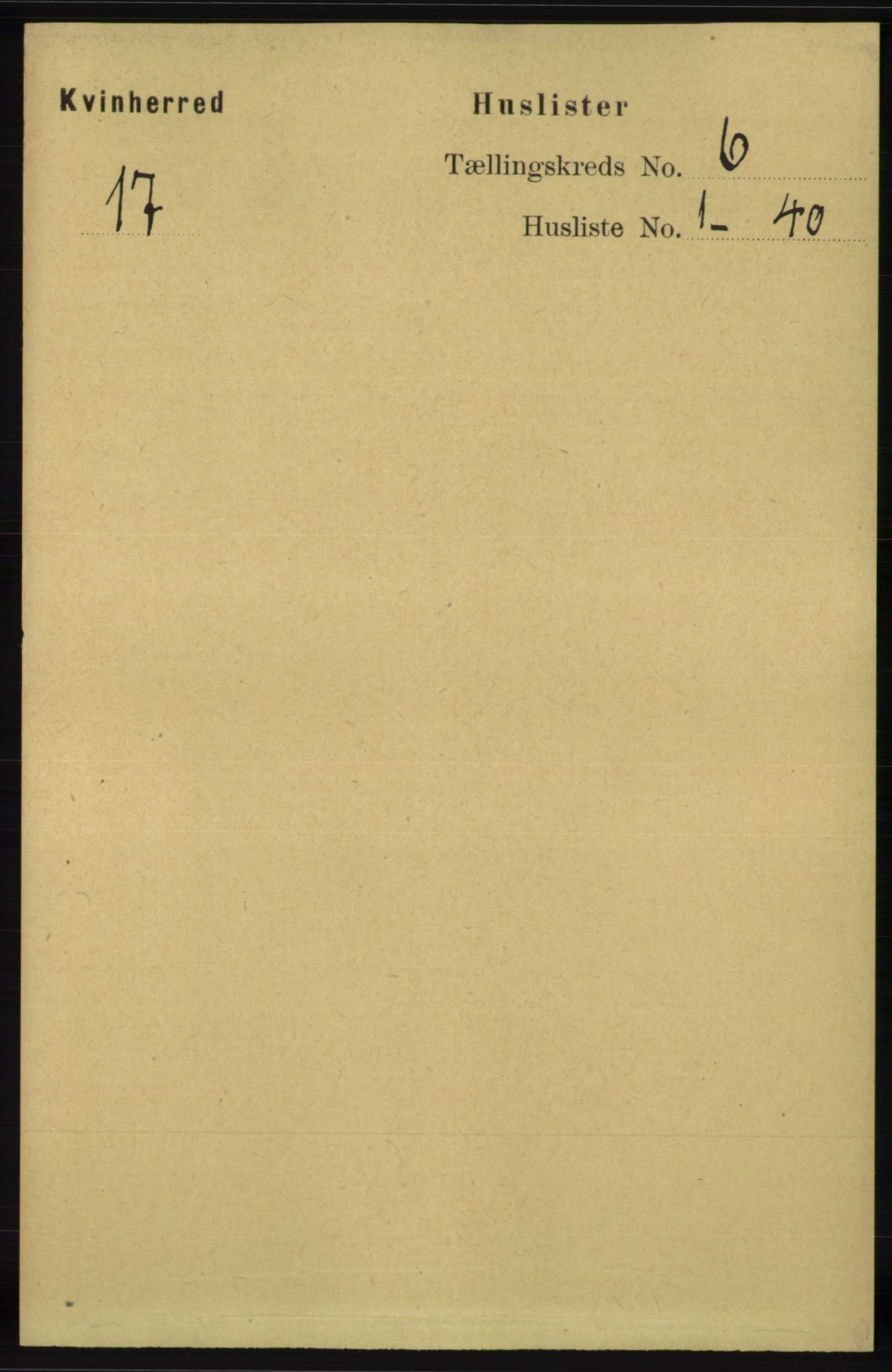 RA, Folketelling 1891 for 1224 Kvinnherad herred, 1891, s. 2078