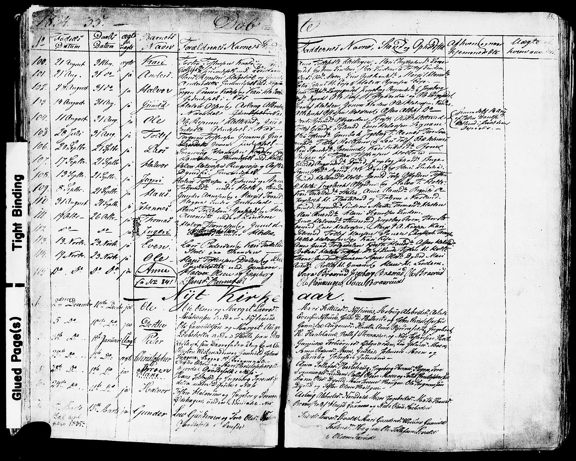 SAKO, Sauherad kirkebøker, F/Fa/L0006: Ministerialbok nr. I 6, 1827-1850, s. 48