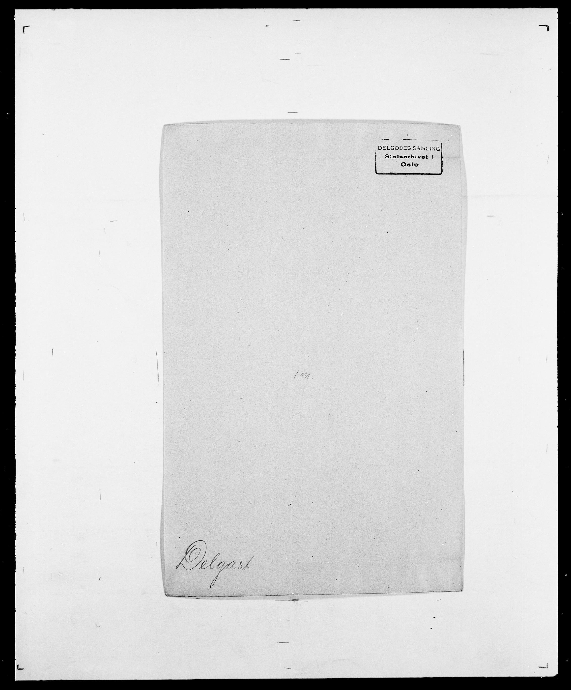 SAO, Delgobe, Charles Antoine - samling, D/Da/L0009: Dahl - v. Düren, s. 471
