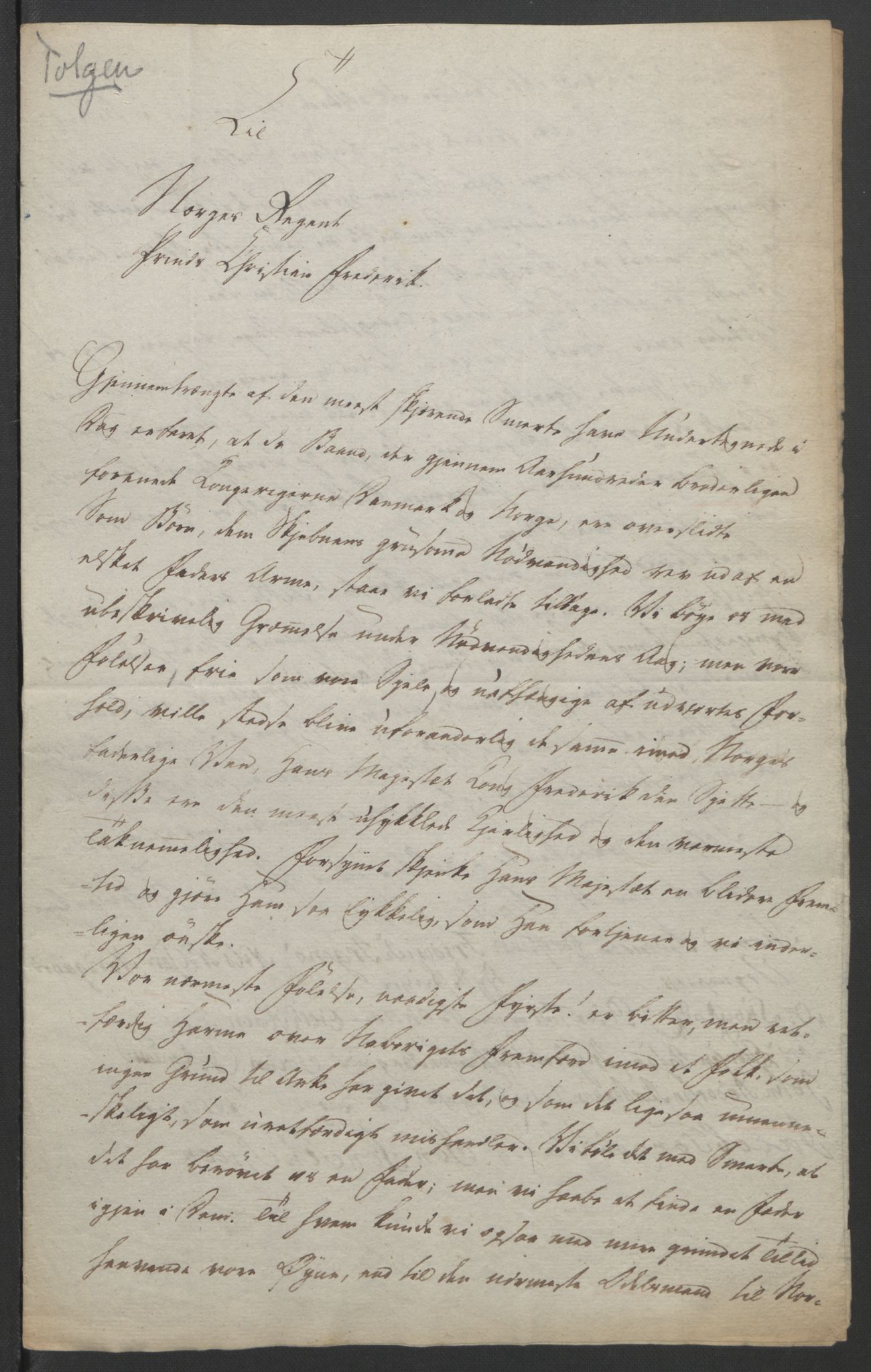 RA, Statsrådssekretariatet, D/Db/L0007: Fullmakter for Eidsvollsrepresentantene i 1814. , 1814, s. 240