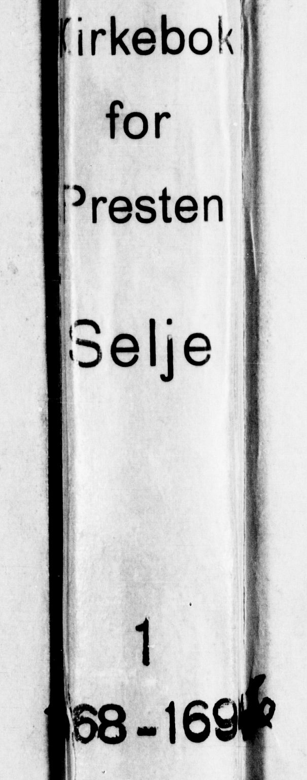 SAB, Selje sokneprestembete*, Ministerialbok nr. A 1, 1668-1696