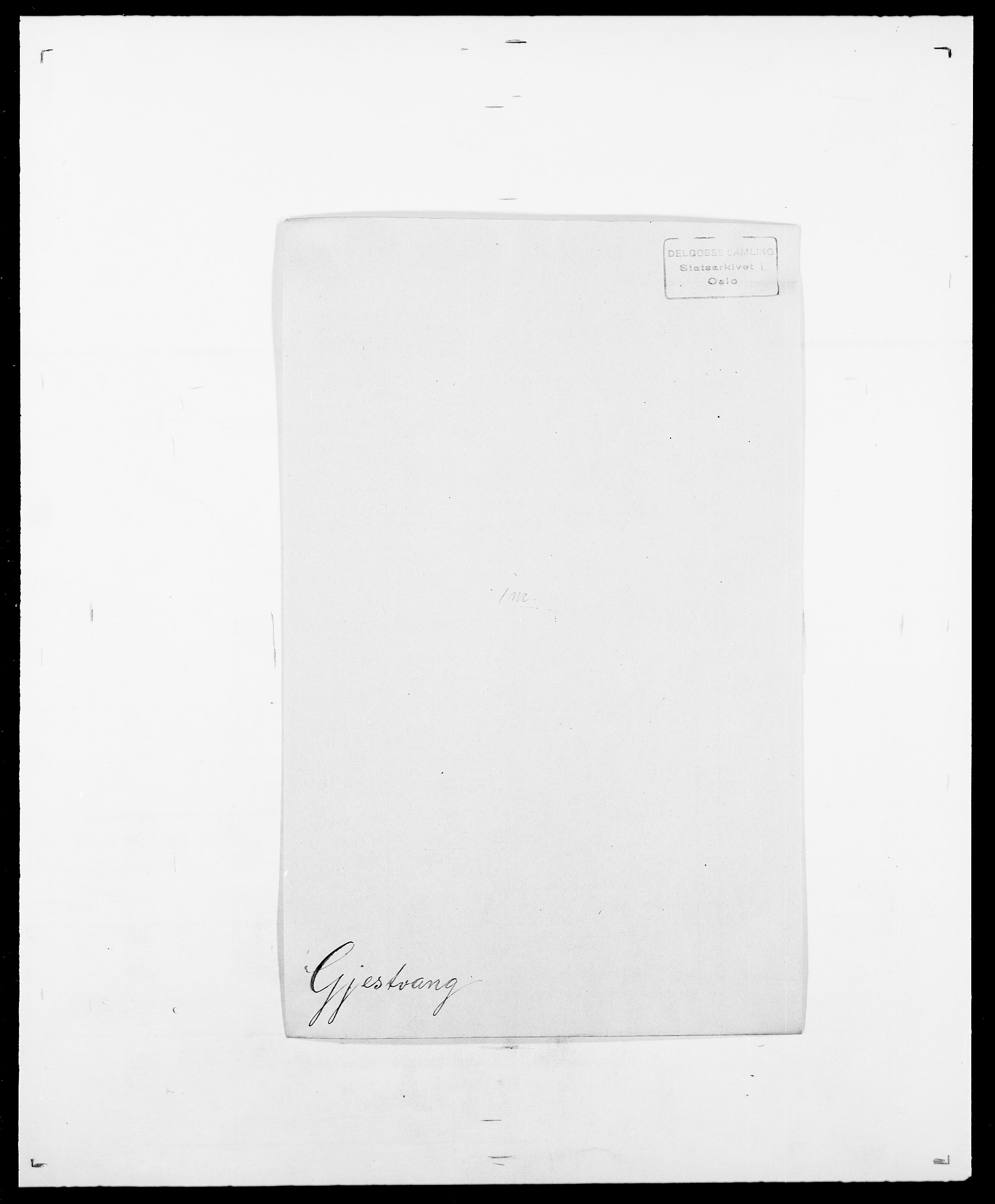 SAO, Delgobe, Charles Antoine - samling, D/Da/L0014: Giebdhausen - Grip, s. 199