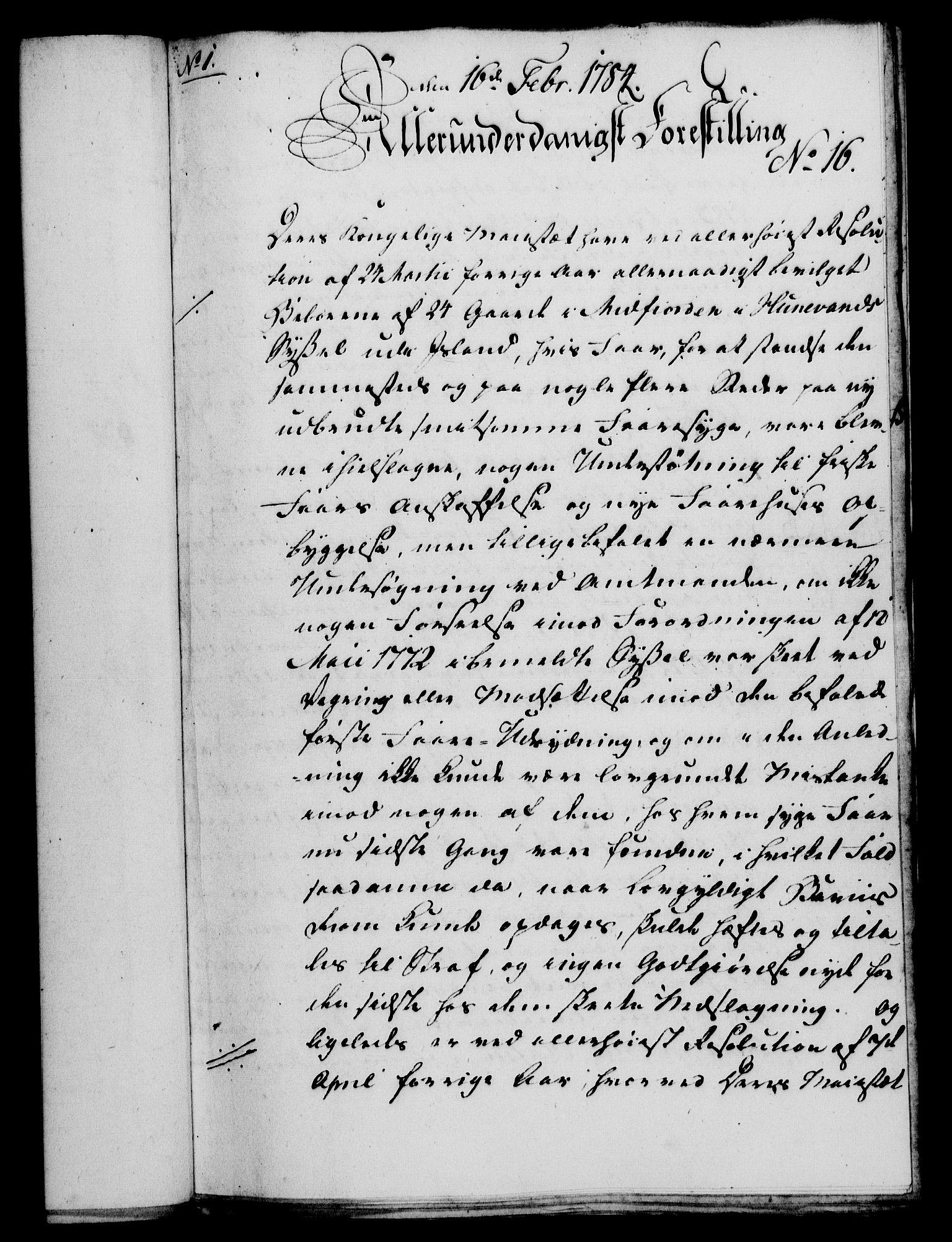 RA, Rentekammeret, Kammerkanselliet, G/Gf/Gfa/L0066: Norsk relasjons- og resolusjonsprotokoll (merket RK 52.66), 1784, s. 146