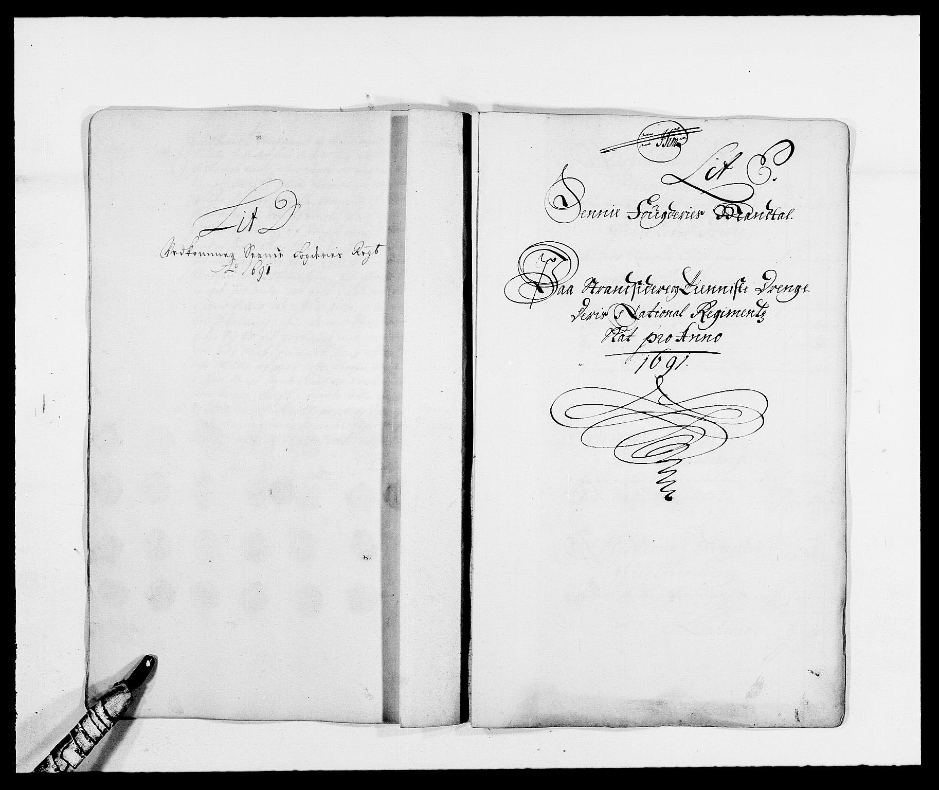 RA, Rentekammeret inntil 1814, Reviderte regnskaper, Fogderegnskap, R68/L4752: Fogderegnskap Senja og Troms, 1691-1693, s. 47