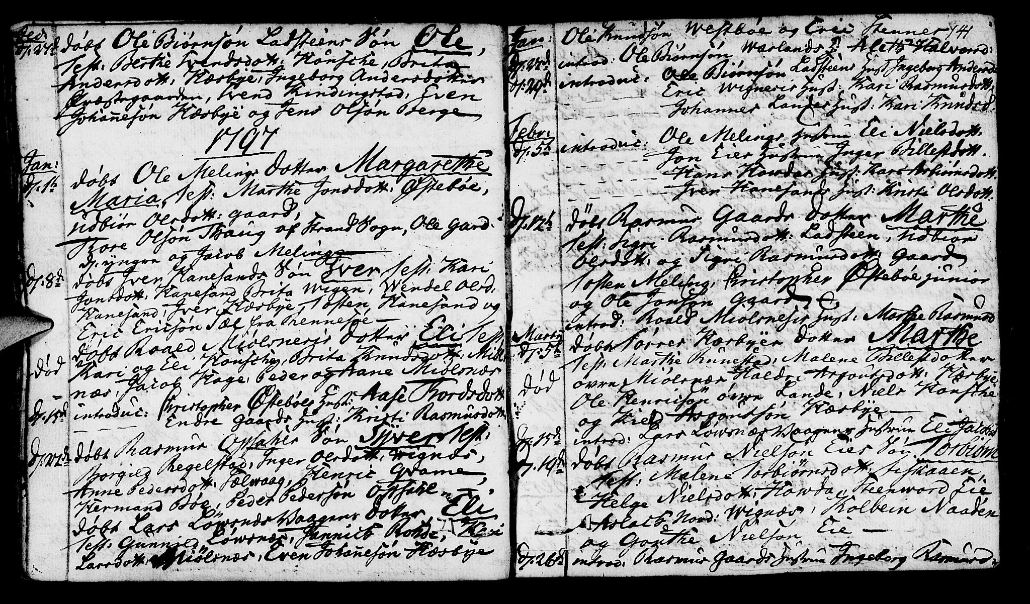 SAST, Finnøy sokneprestkontor, H/Ha/Haa/L0005: Ministerialbok nr. A 5, 1773-1816, s. 141